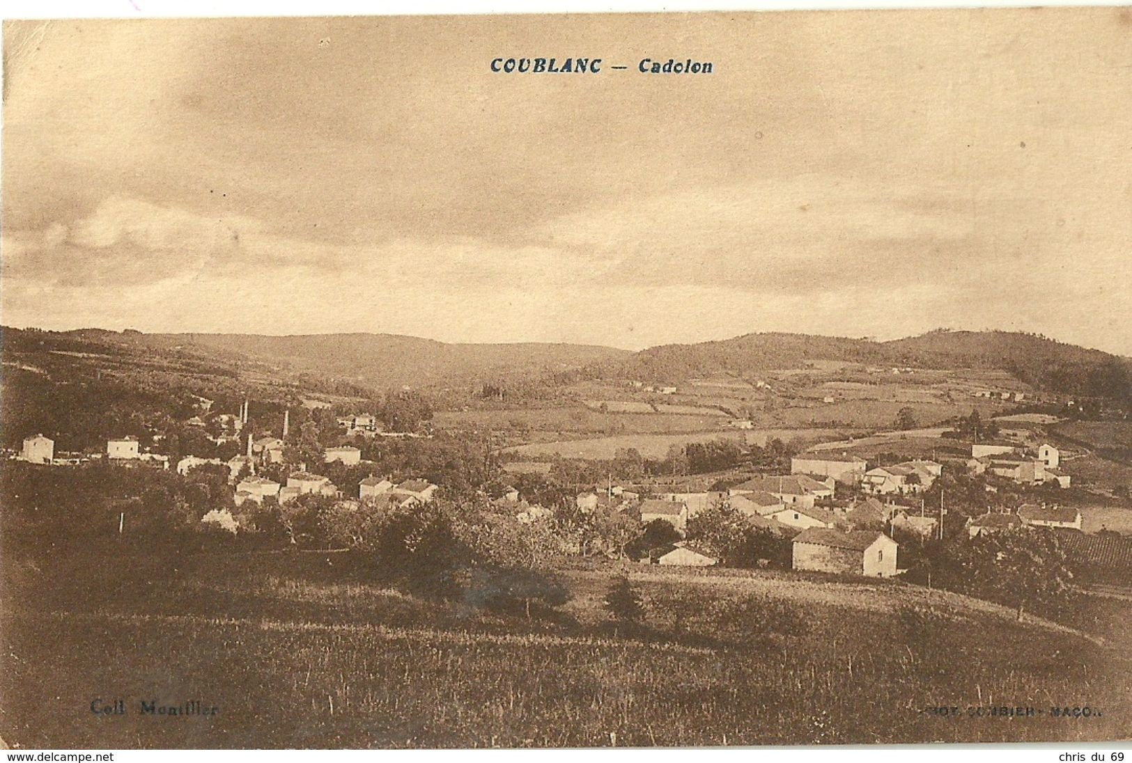 Coublanc Cadolon - Autres Communes