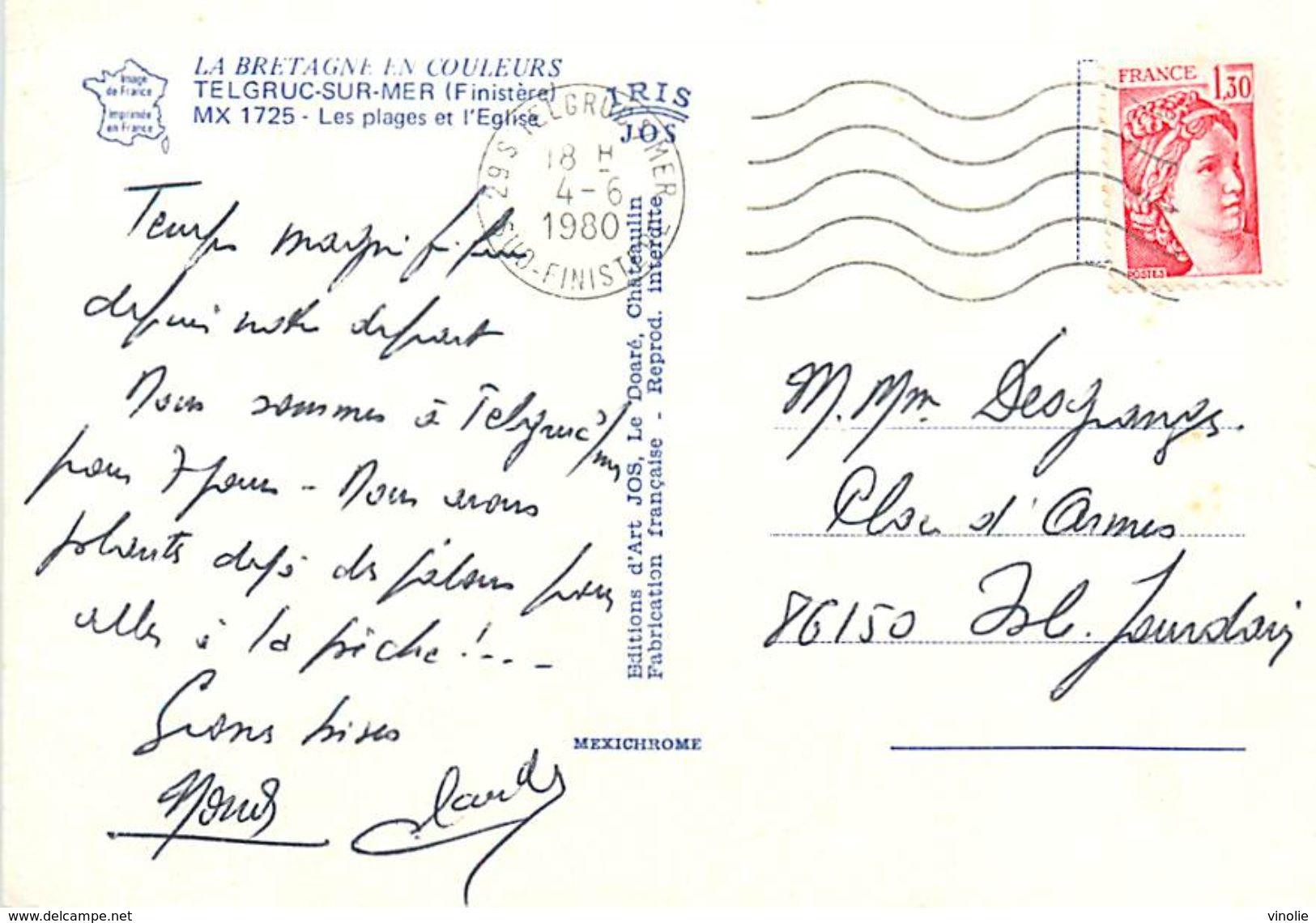 PIE 17-Des.V-5390 : TELGRUC - France
