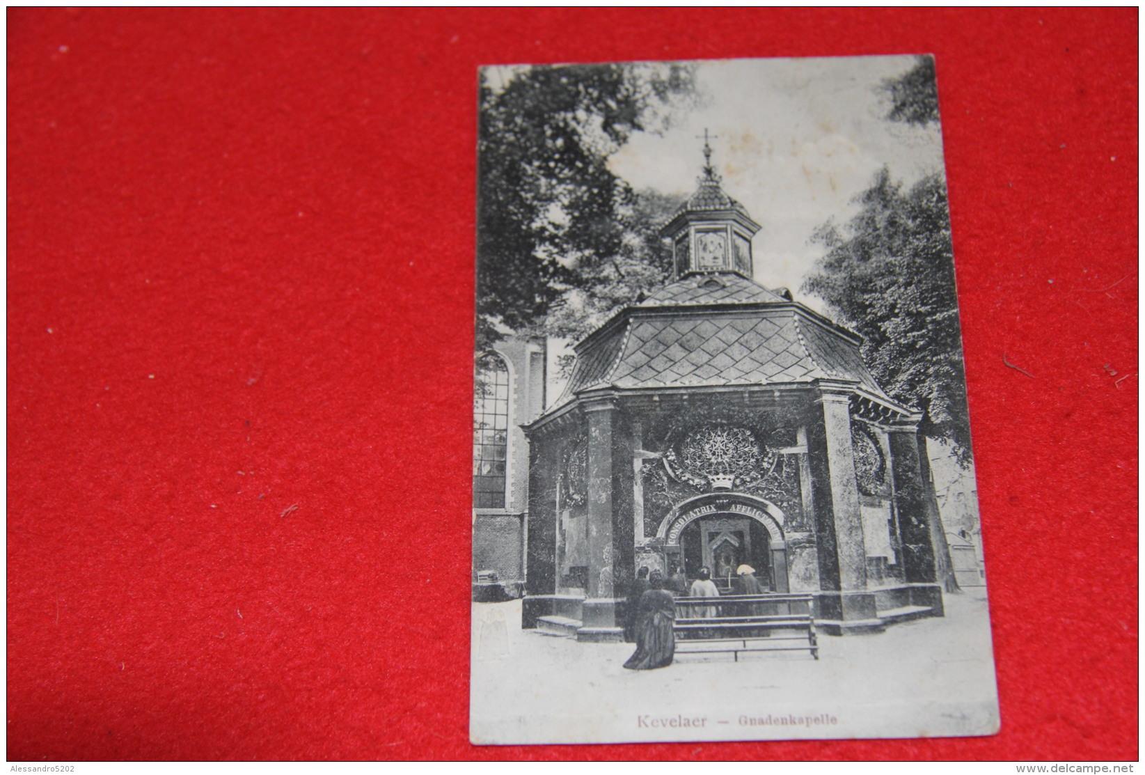 Nordrhein Westfalen Kevalaer Gnadenkapelle 1907 - Deutschland
