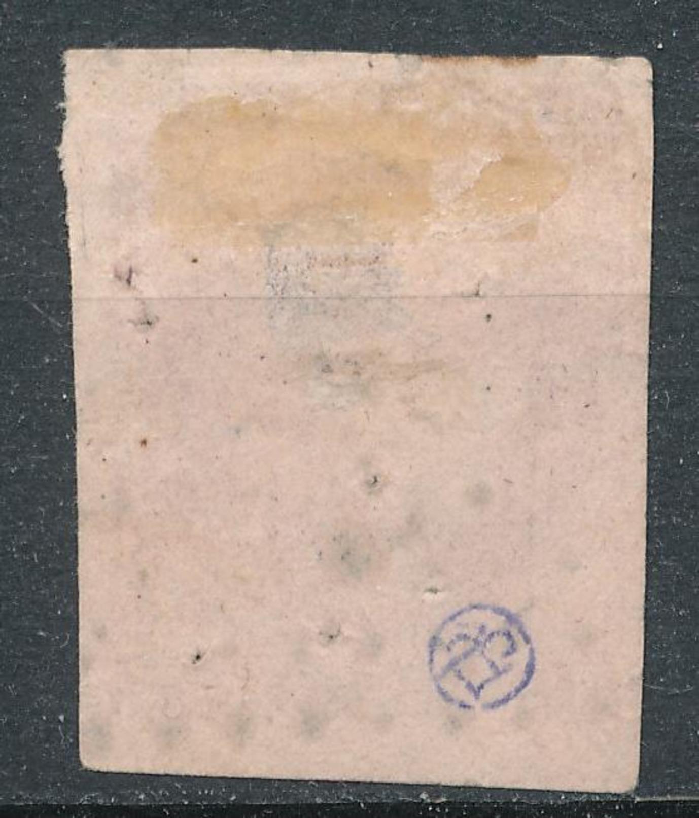 N°49 BORDEAUX NUANCE VOISIN - 1870 Bordeaux Printing