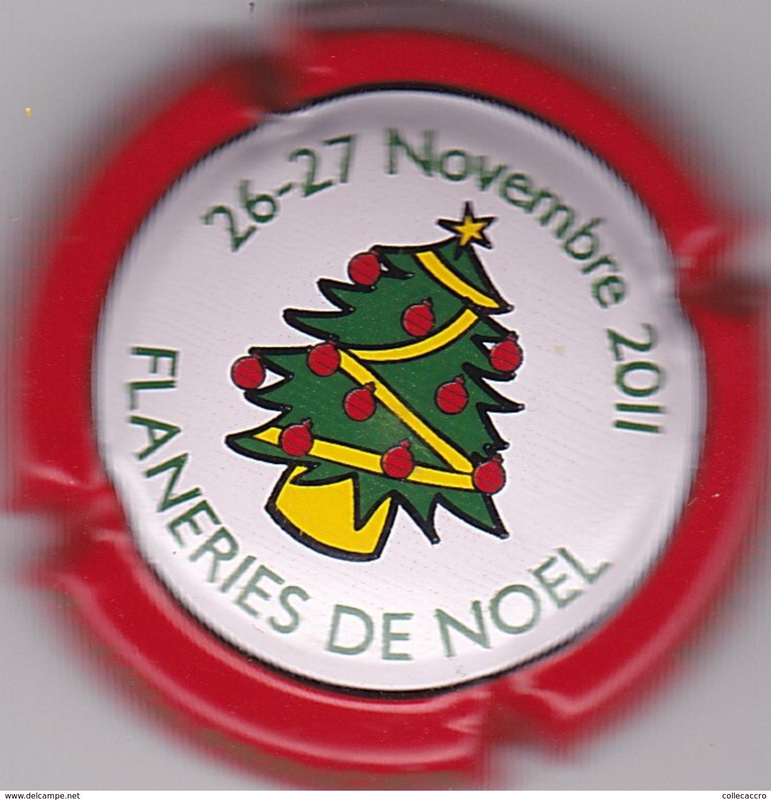 PRINCIER ACHILLE N° NOUVELLE FLANERIES DE NOEL 2011 - Champagne