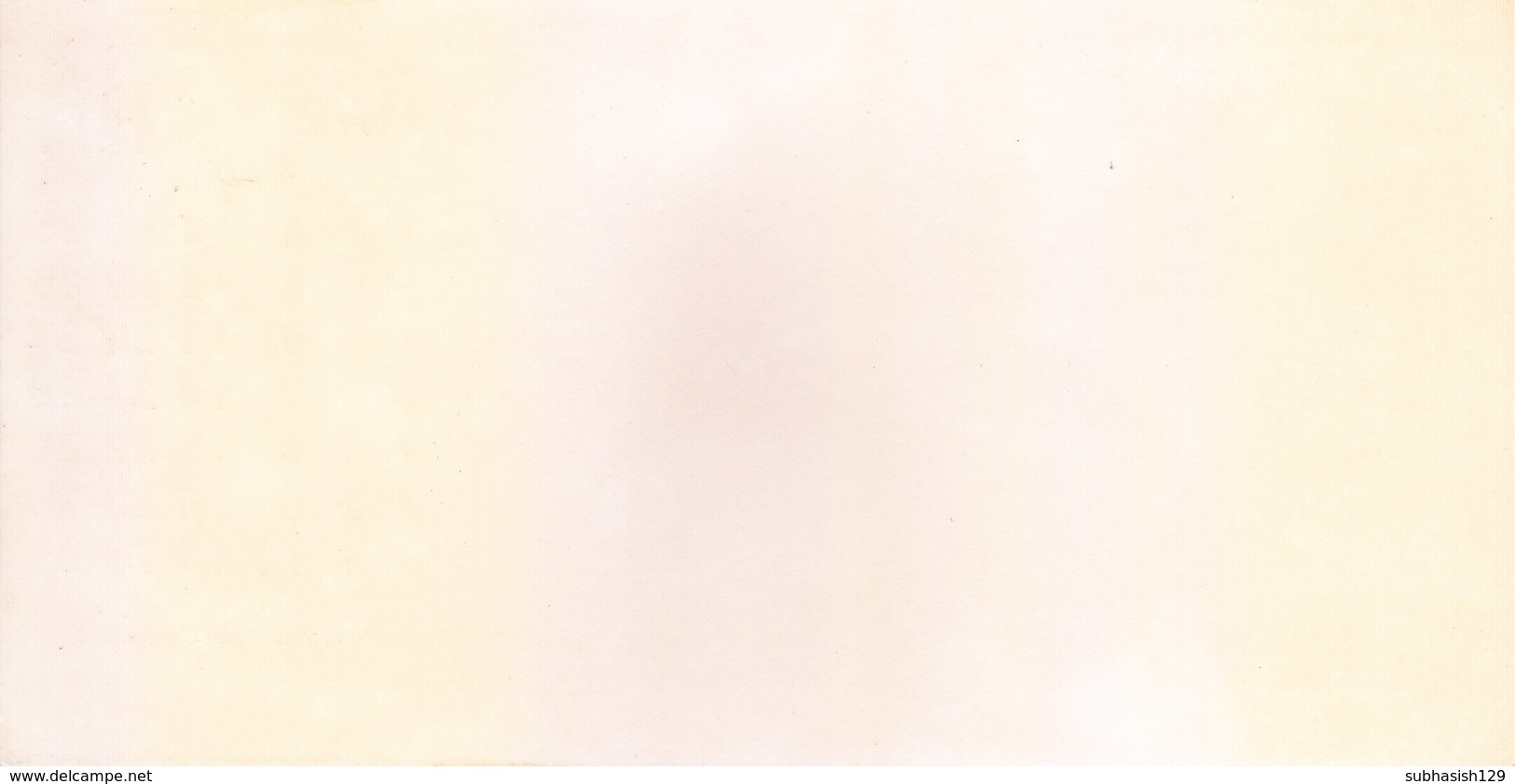 INDIA - RARE AND OLD PAPER CALENDAR - NOVEMBER 1973 -  PRINTED HAND SKETCH - KONARK TEMPLE, ORISSA - ANTIQUE ITEM - Big : 1971-80