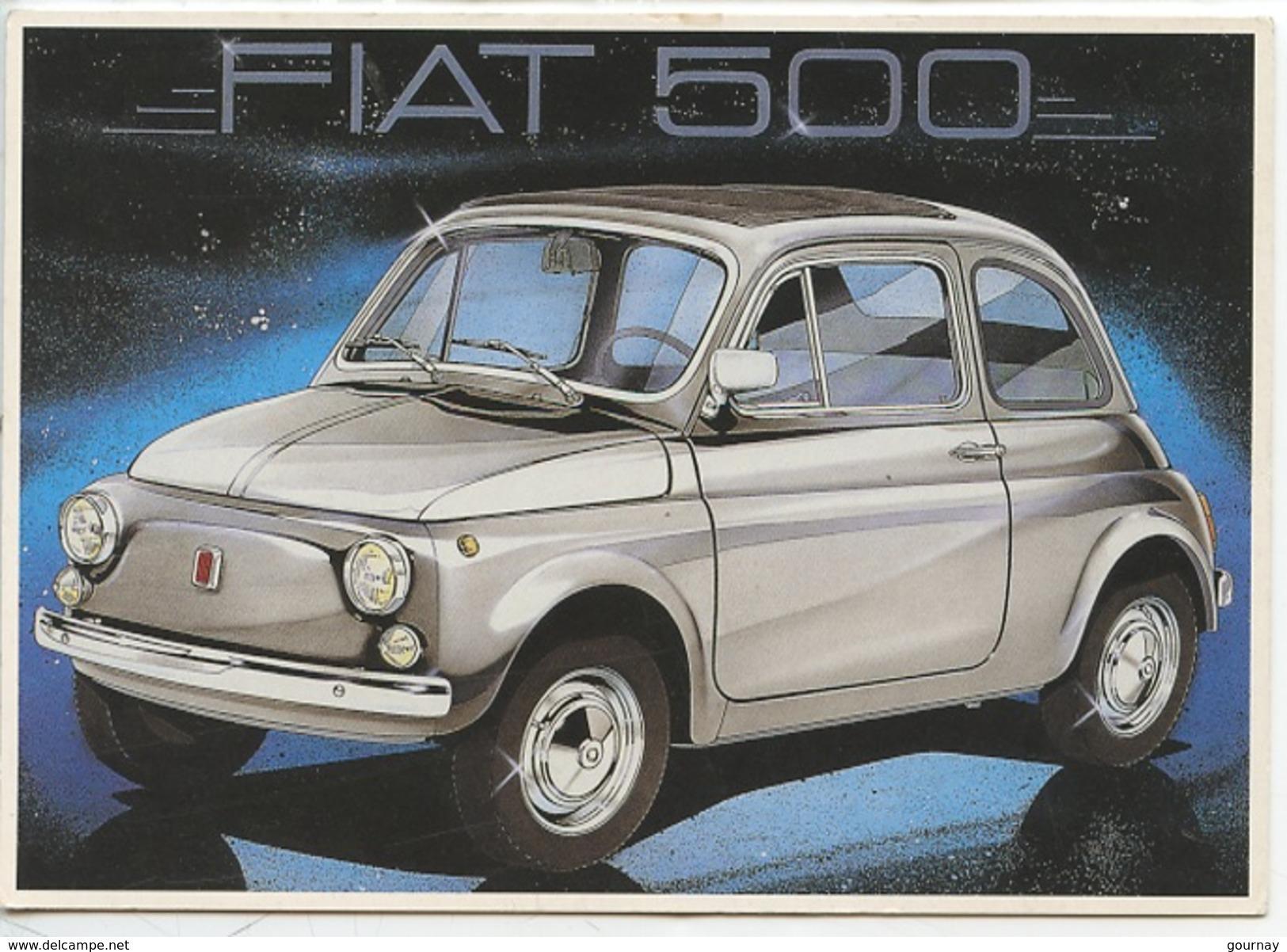 FIAT 500 (cp Vierge) - Passenger Cars