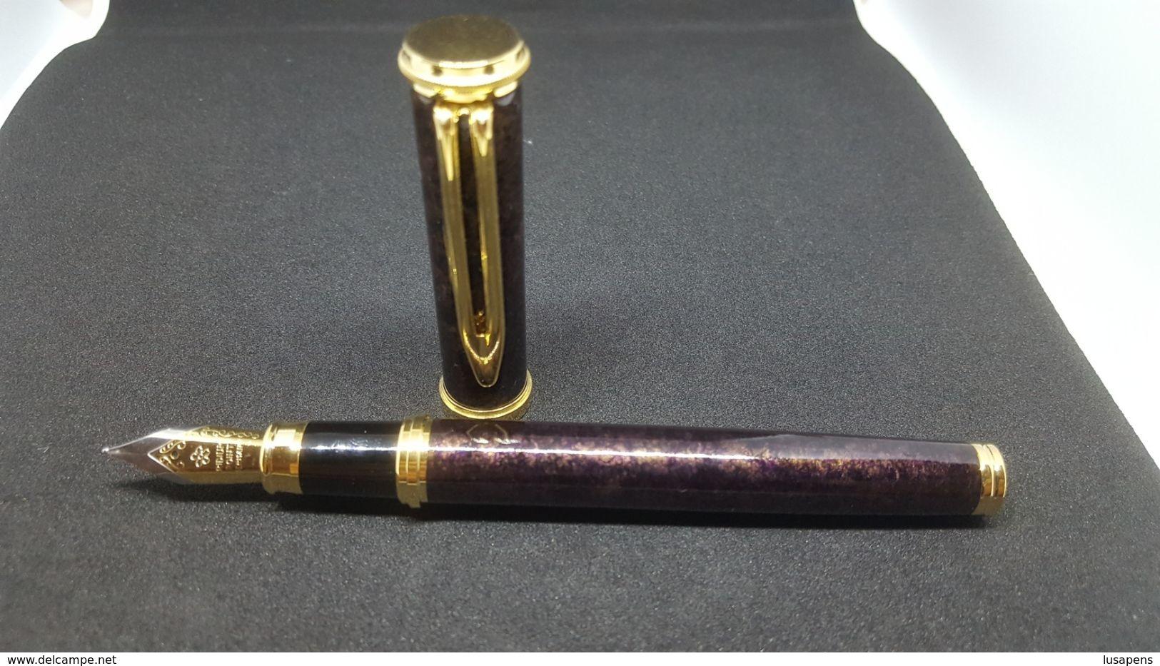 BELLE STYLO PLUME CARTOUCHE Ou Convertisseur - IRIDIUM POINT GERMANY Fuller Fountain Pen - Plumes