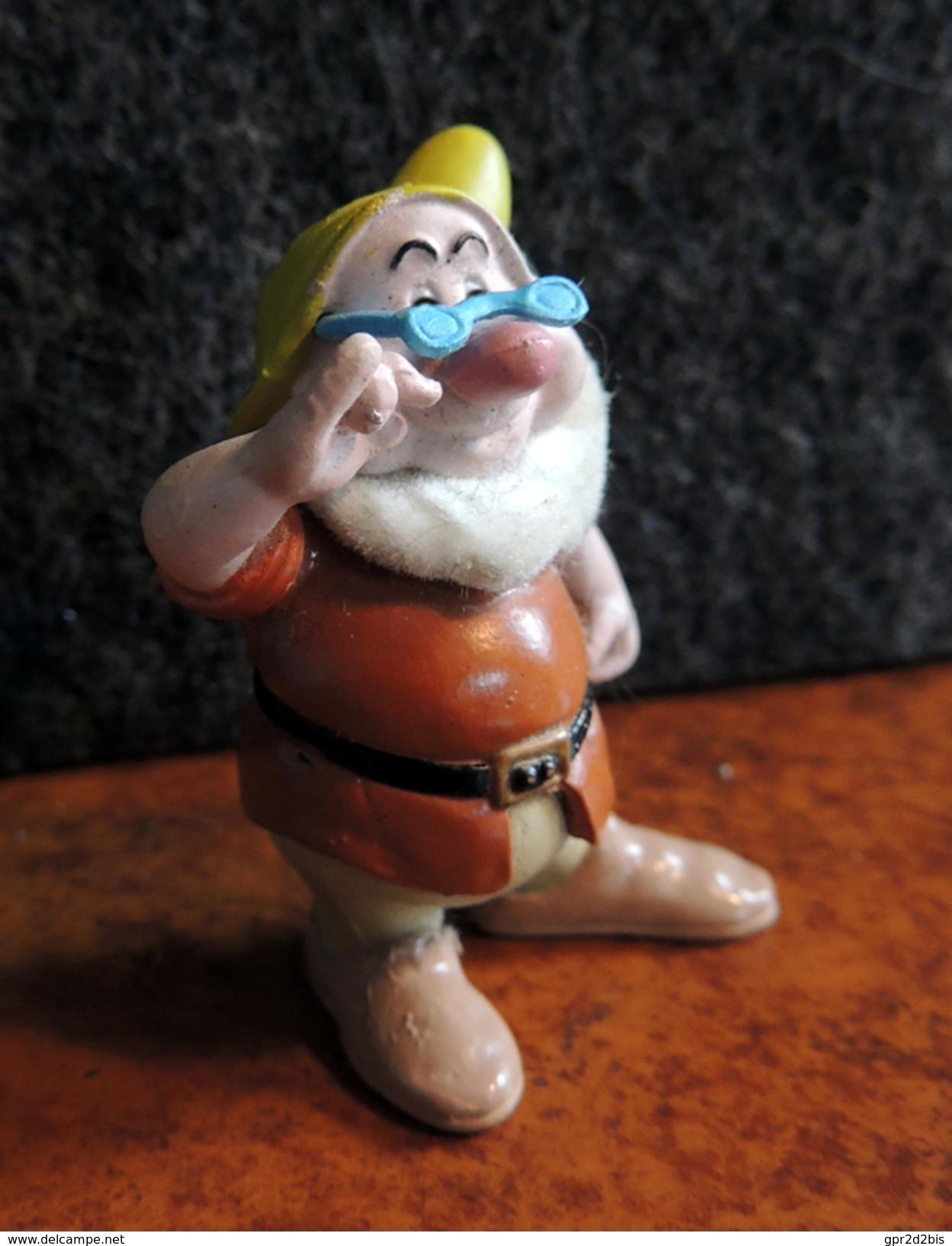 Figurine Disney : PROF De Blanche-Neige Et Les Sept Nains - Disney