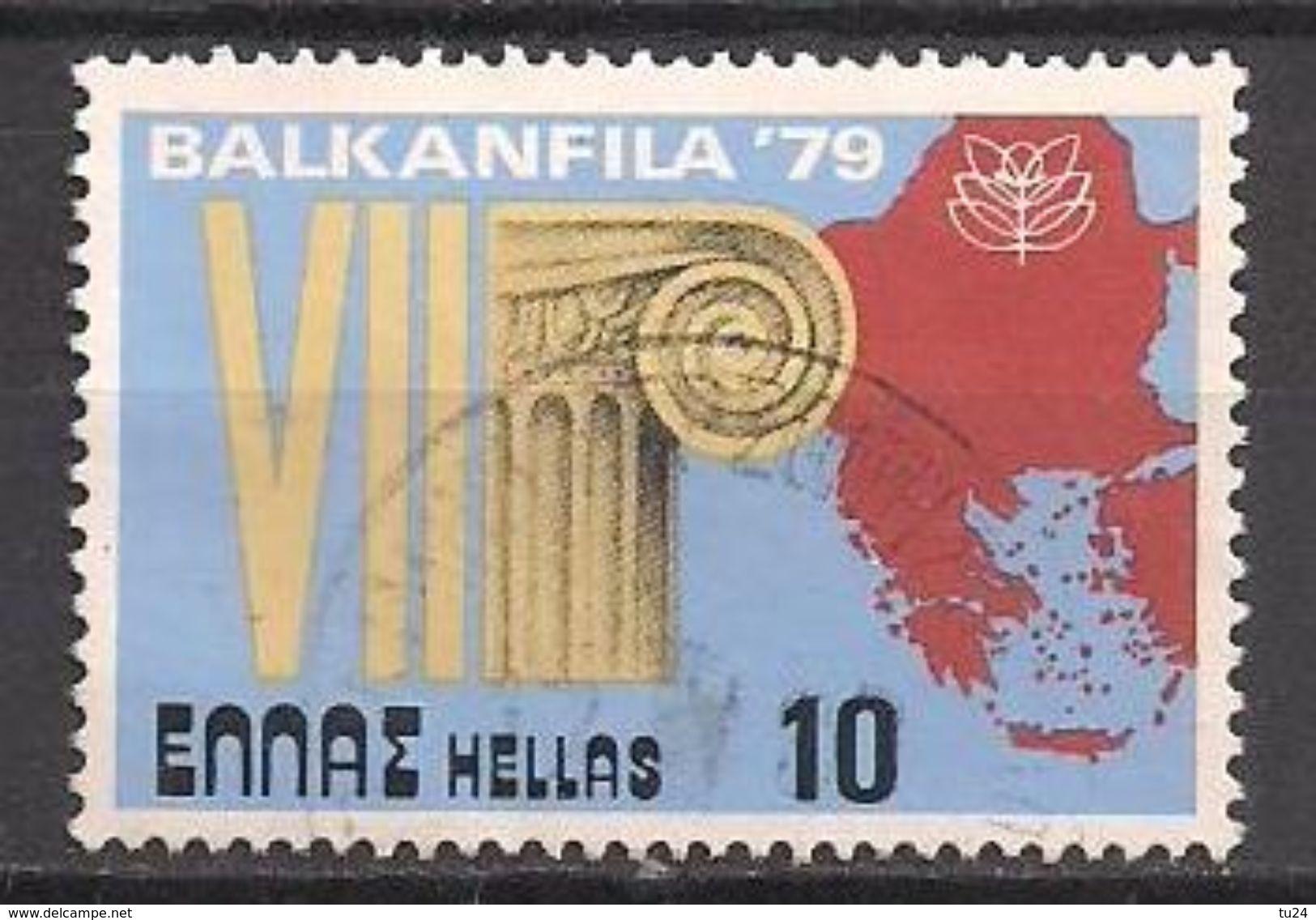 Griechenland  (1979)  Mi.Nr.  1382  Gest. / Used  (2fk20) - Griechenland