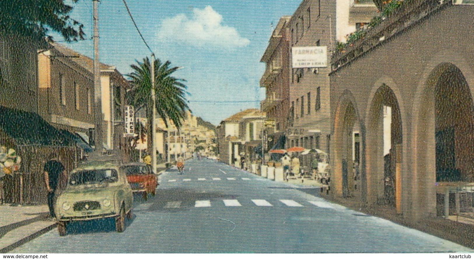 S. Bartolomeo Del Cervo: RENAULT 4 - (1965)  - (Italia) - Passenger Cars