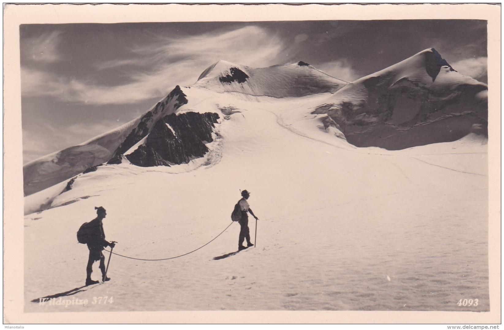 Wildspitze 3774 M (4093) - Sölden