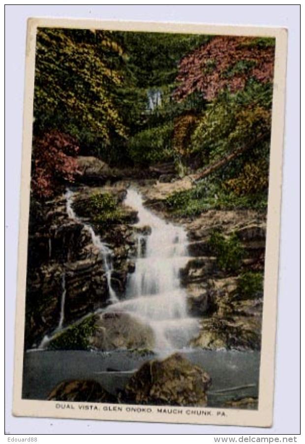 Dual Vista Glen Onoko  MAUCH CHUNK - United States