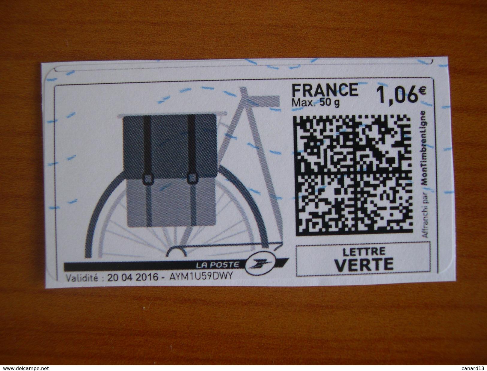 Montimbrenligne Obl : Vélo - France