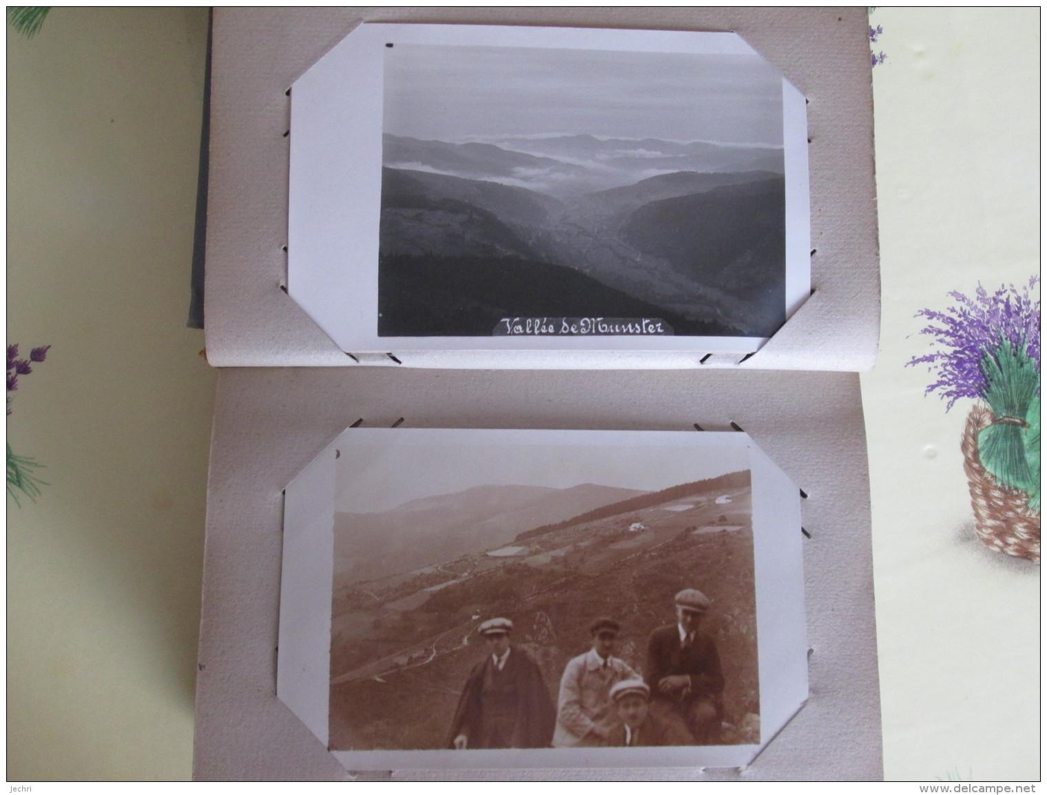 UNE TRENTAINES DE CARTES PHOTO ALSACE ET EST - Cartes Postales