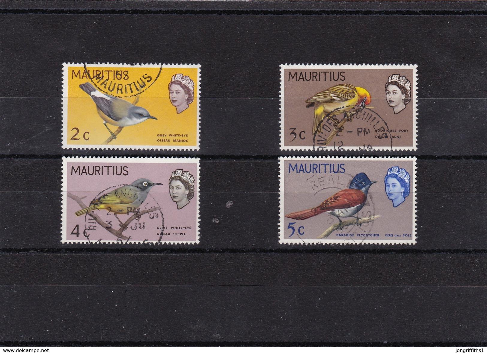 MAURITIUS STAMP SET  LOT 1507 - Mauritius (1968-...)