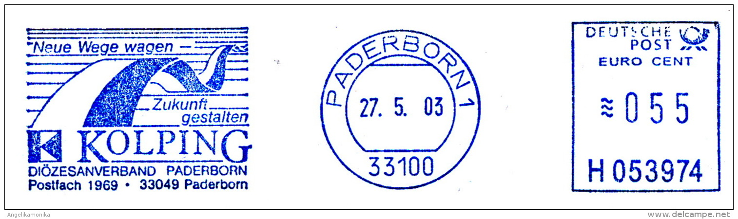 Freistempel 5140 Diözesanverband Kolping - Poststempel - Freistempel