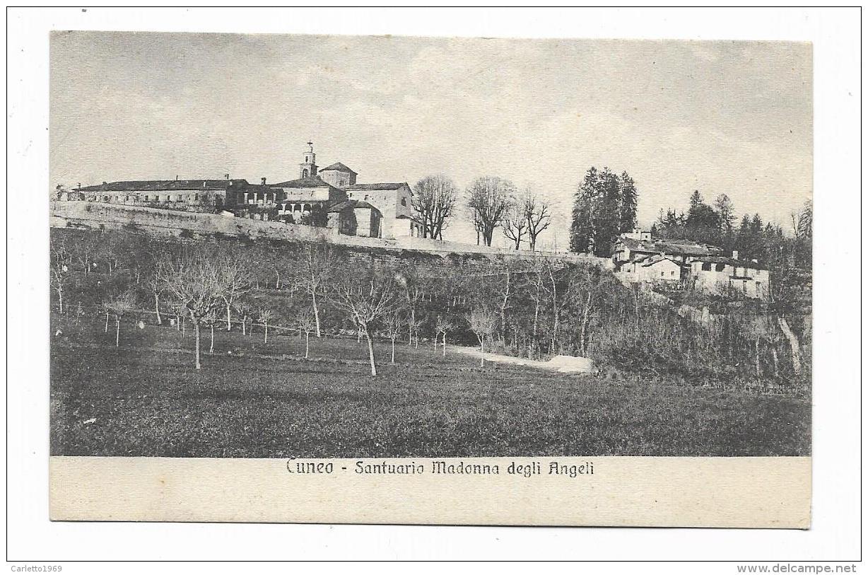 CUNEO - SANTUARIO MADONNA DEGLI ANGELI - NV FP - Cuneo