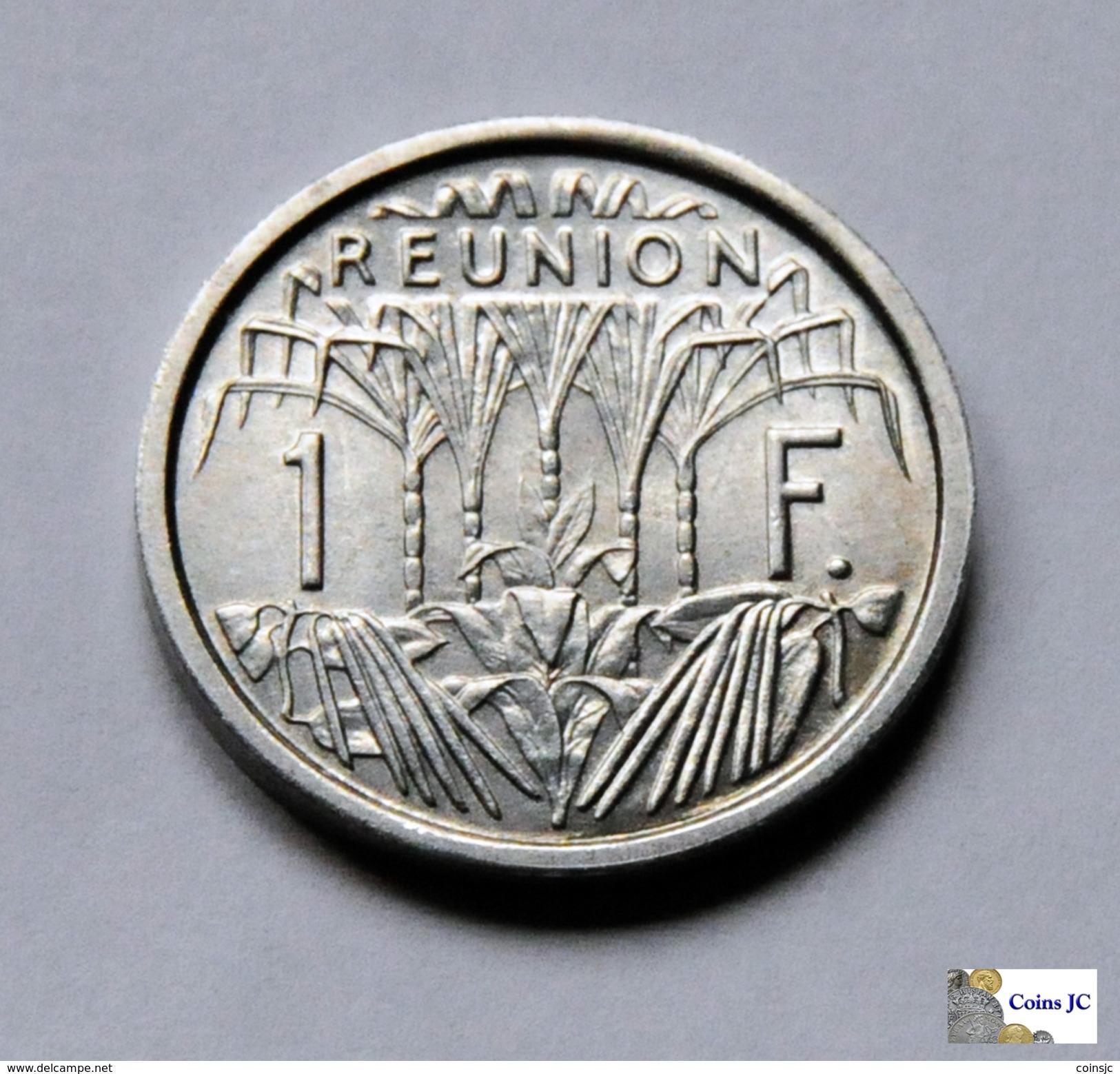 Reunion - 1 Franc - 1948 - UNC - Réunion