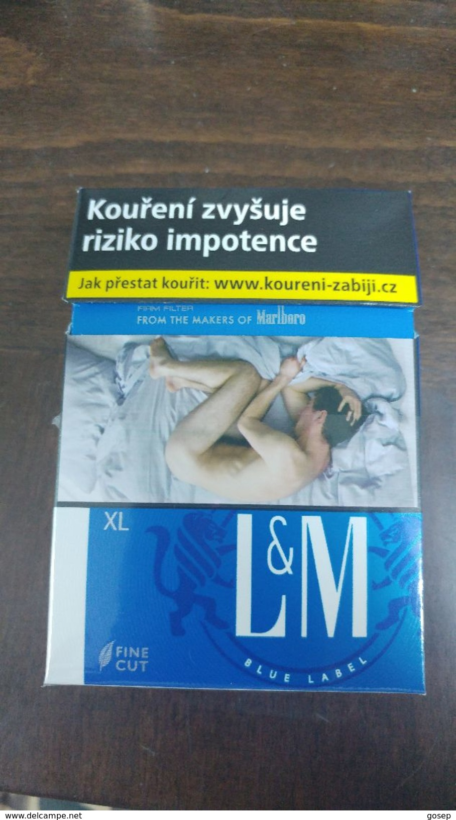 Boxes-ceska Republika-box Empty Cigarette - Empty Cigarettes Boxes