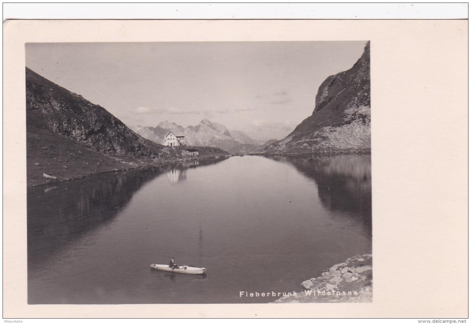 Fieberbrunn - Wildalpsee * 1953 - Fieberbrunn