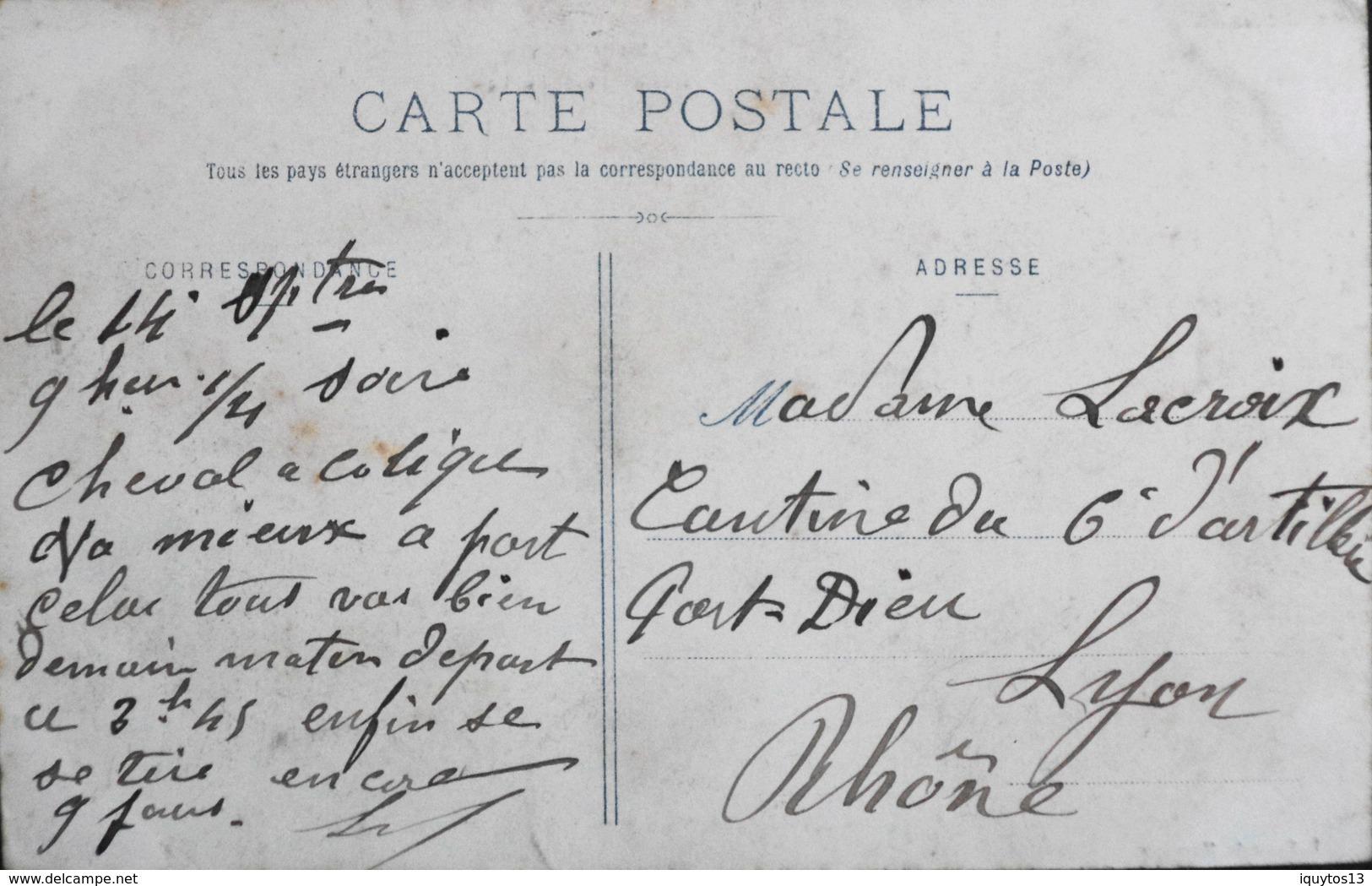 CPA. FRANCE - Marcigny Est Situé Dans Le Dép. De Saône-et-Loire - Rue Du Poids Public - Belle Animation - Daté 1909 -TBE - France