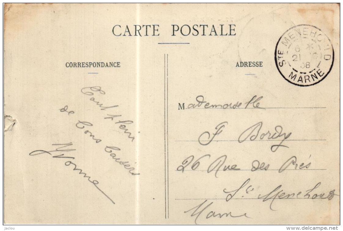 PARIS RUE DE LA PAIX BELLE VUE PLONGEANTE,A VOIR,VICHY EXPRESS ,CABOURG-TROUVILLE EXPRESS   REF 53475 - District 01