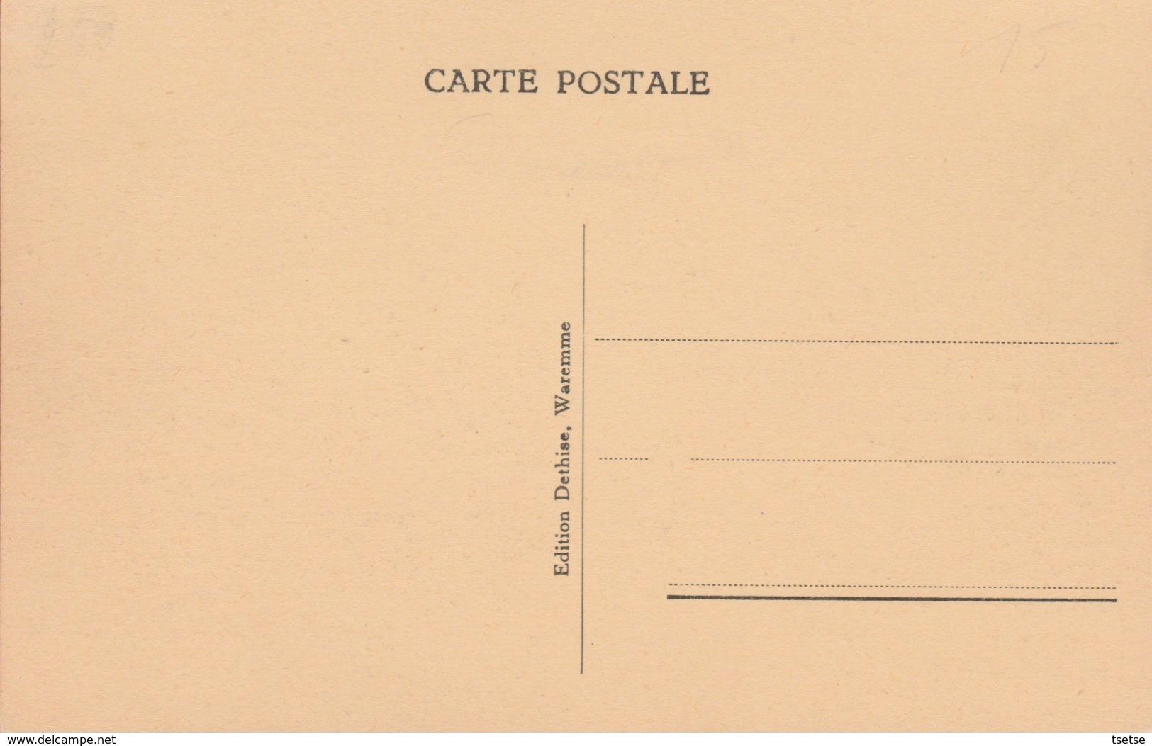 Juprelle - Chaussée De Tongres... Carte Animée ( Voir Verso ) - Juprelle