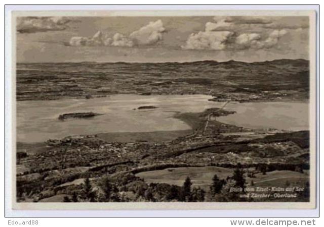 Blick Vom ETZEL-KULM Auf See Und ZÜRKER-OBERLAND - BE Berne