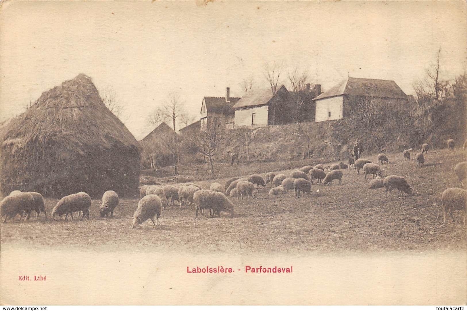 CPA  60 LABOISSIERE PARFONDEVAL - Autres Communes