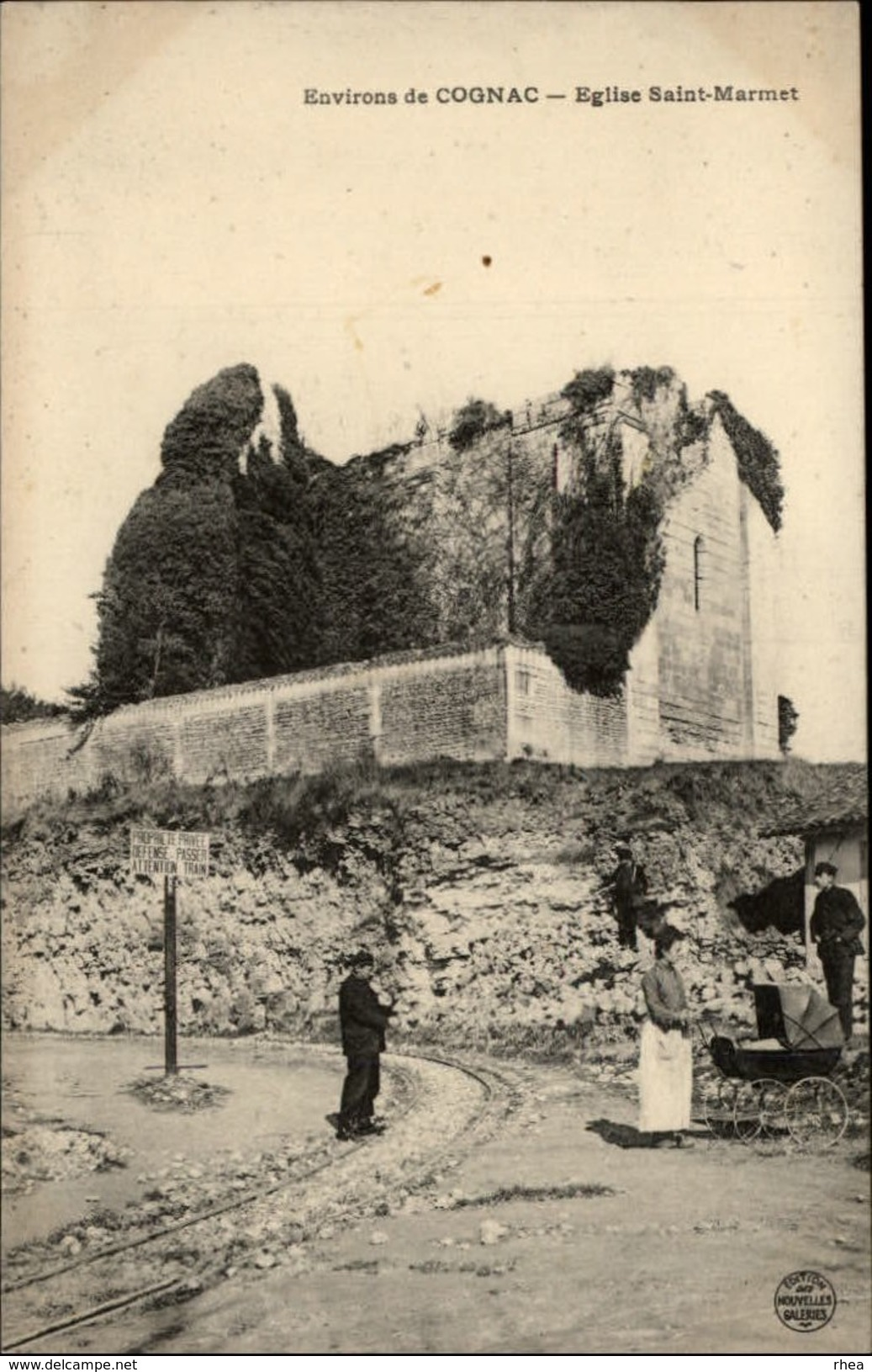 16 - SAINT-MARMET - Landau - Autres Communes