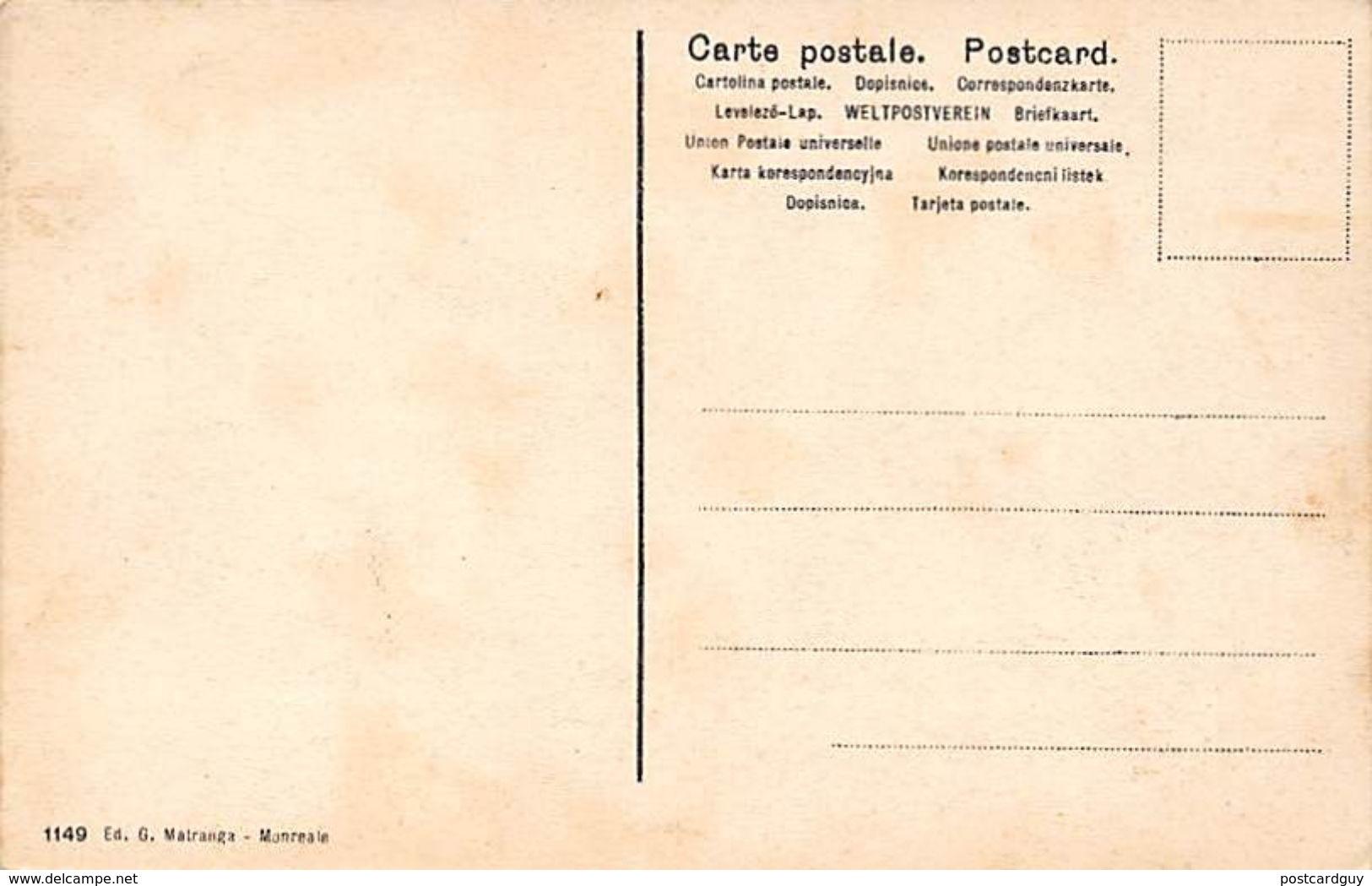SICILIA -PALERMO -CARRETTO SICILIANO - Palermo