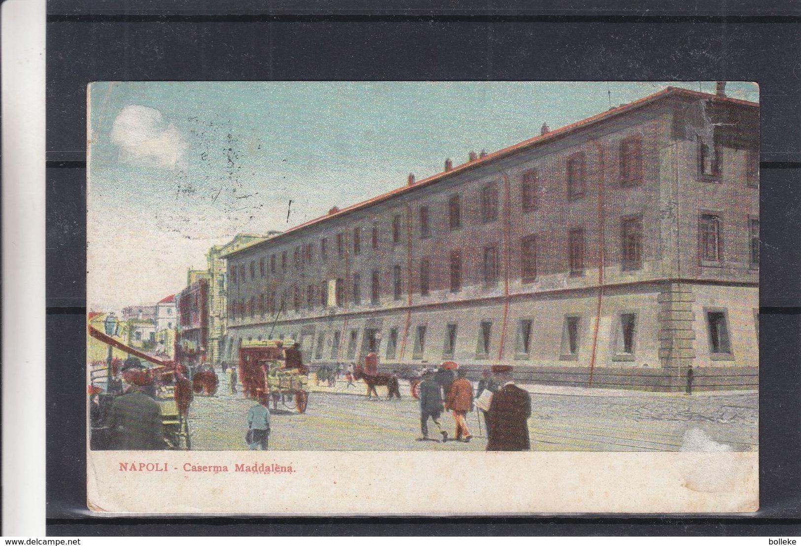 Indes Néerlandaises - Carte Postale De 1908 - Oblit Bindjei  ? - Exp Vers Haarlem Au Pays Bas - Netherlands Indies