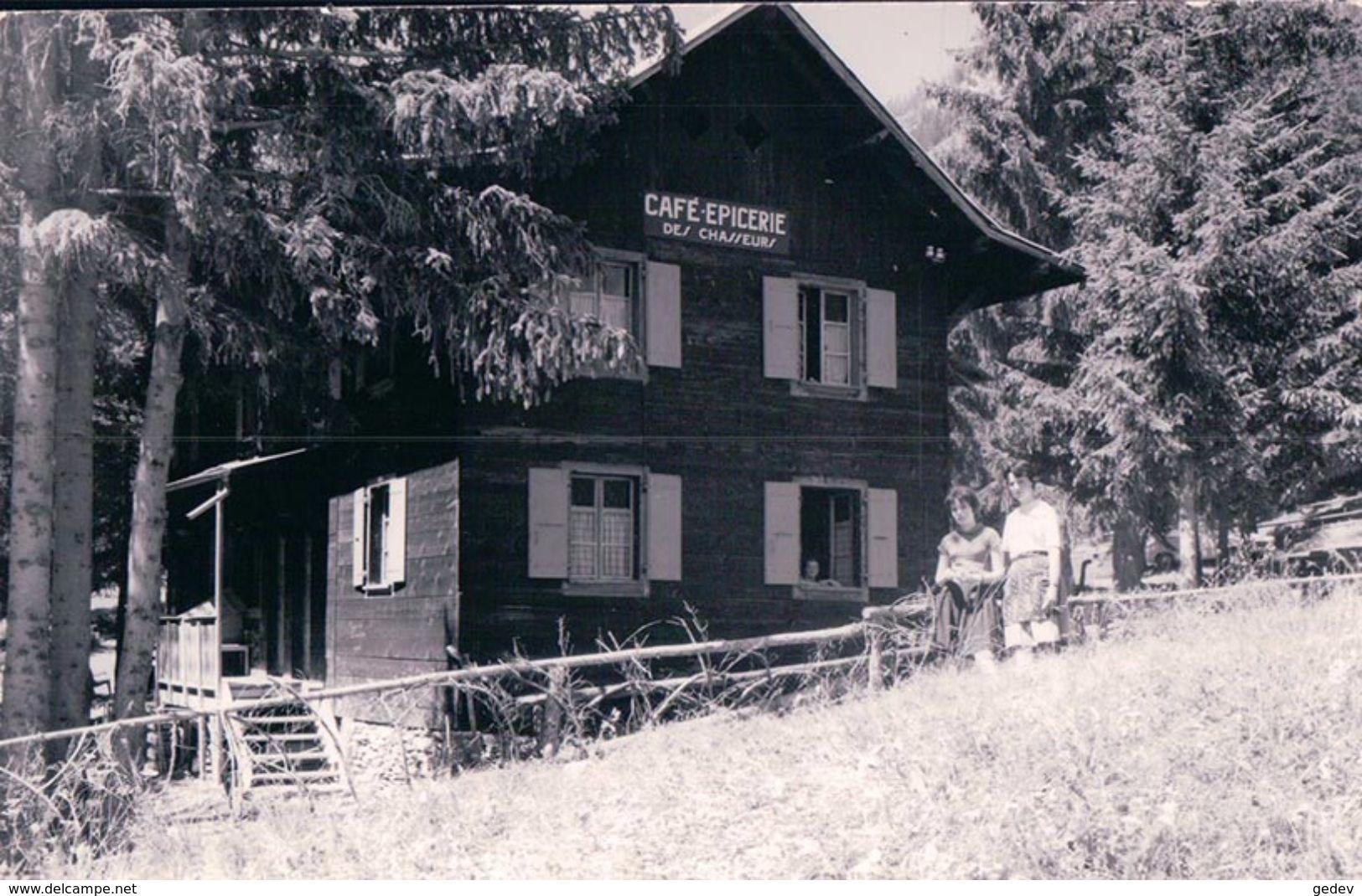 Savièse, Café Des Chasseurs, Mayens-de-la-Dzour (3203) - VS Valais