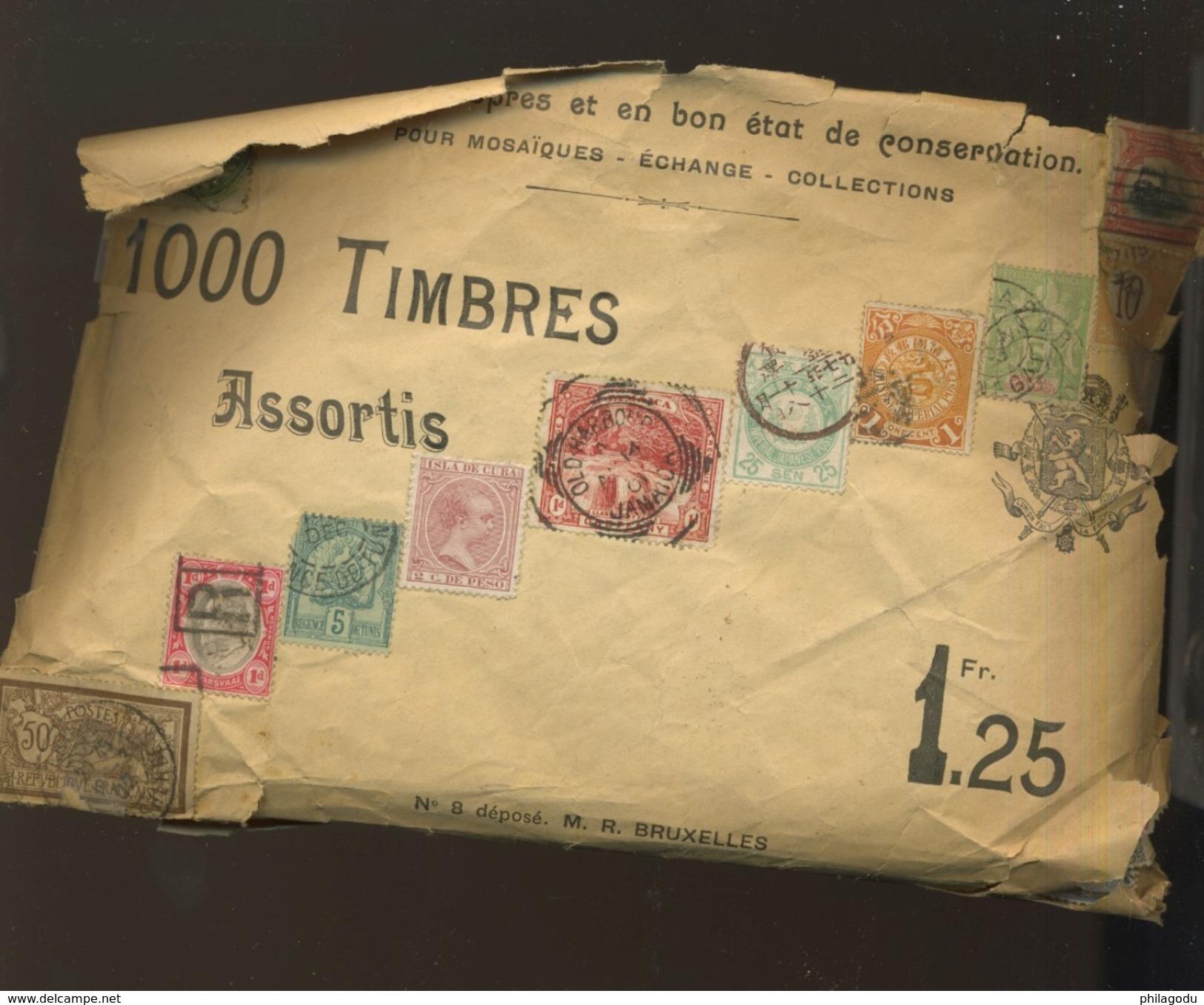 Vrac De Vieux Hollandais - Period 1891-1948 (Wilhelmina)