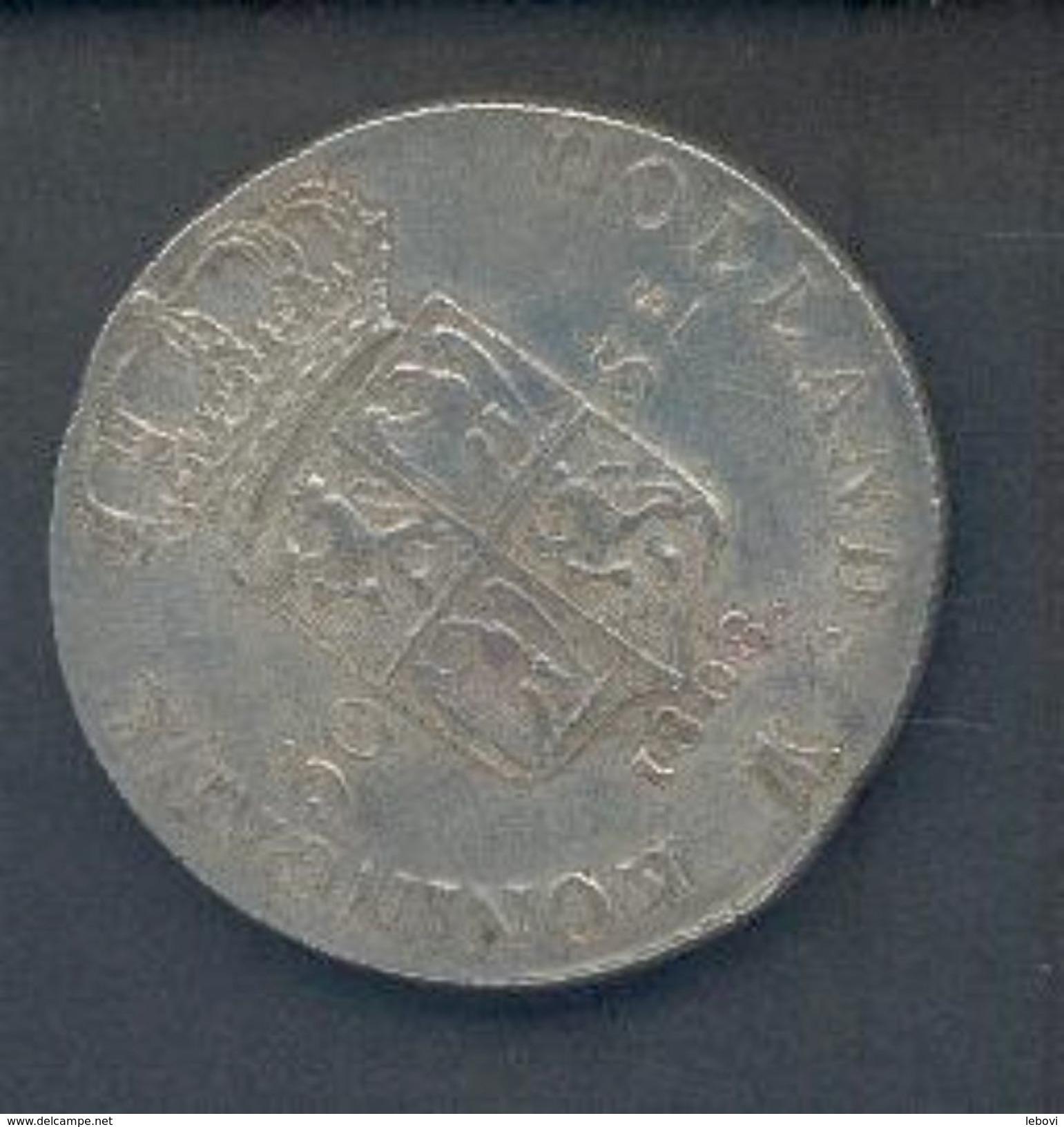 PAYS – BAS . 50 STUIVER 1808 - [ 2] 1795-1814 : Protectorat Français & Napoléonien