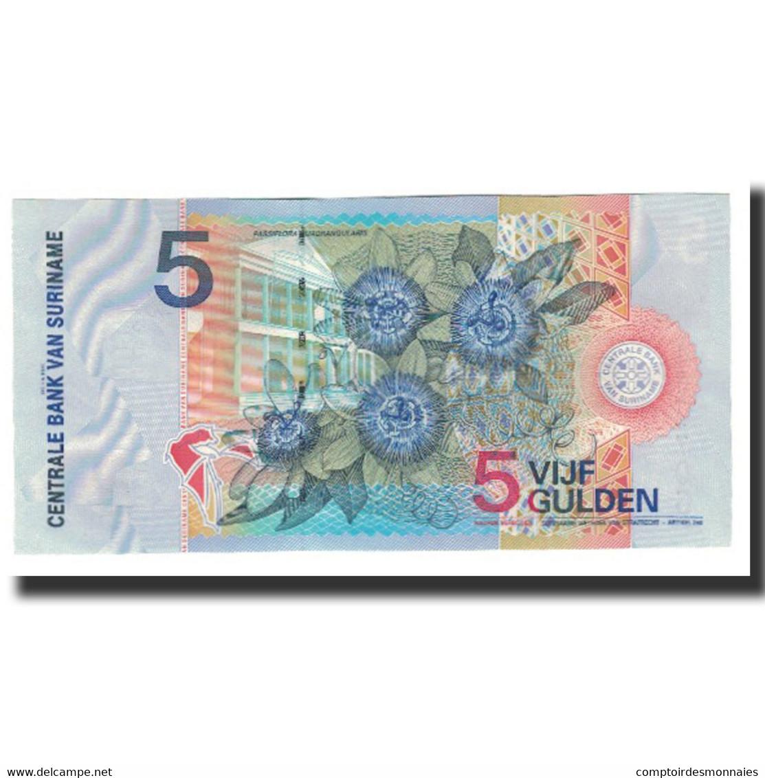 Surinam, 5 Gulden, 2000-01-01, KM:146, NEUF - Surinam