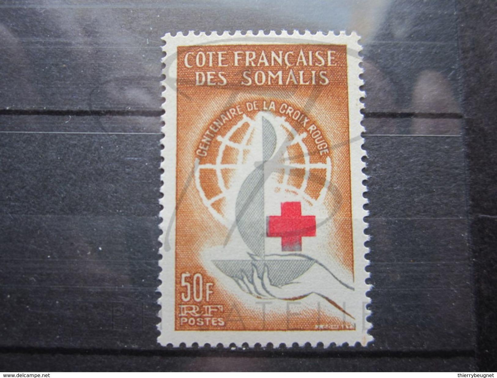 VEND BEAU TIMBRE DE LA COTE FRANCAISE DES SOMALIS N° 315 , X !!! - Côte Française Des Somalis (1894-1967)