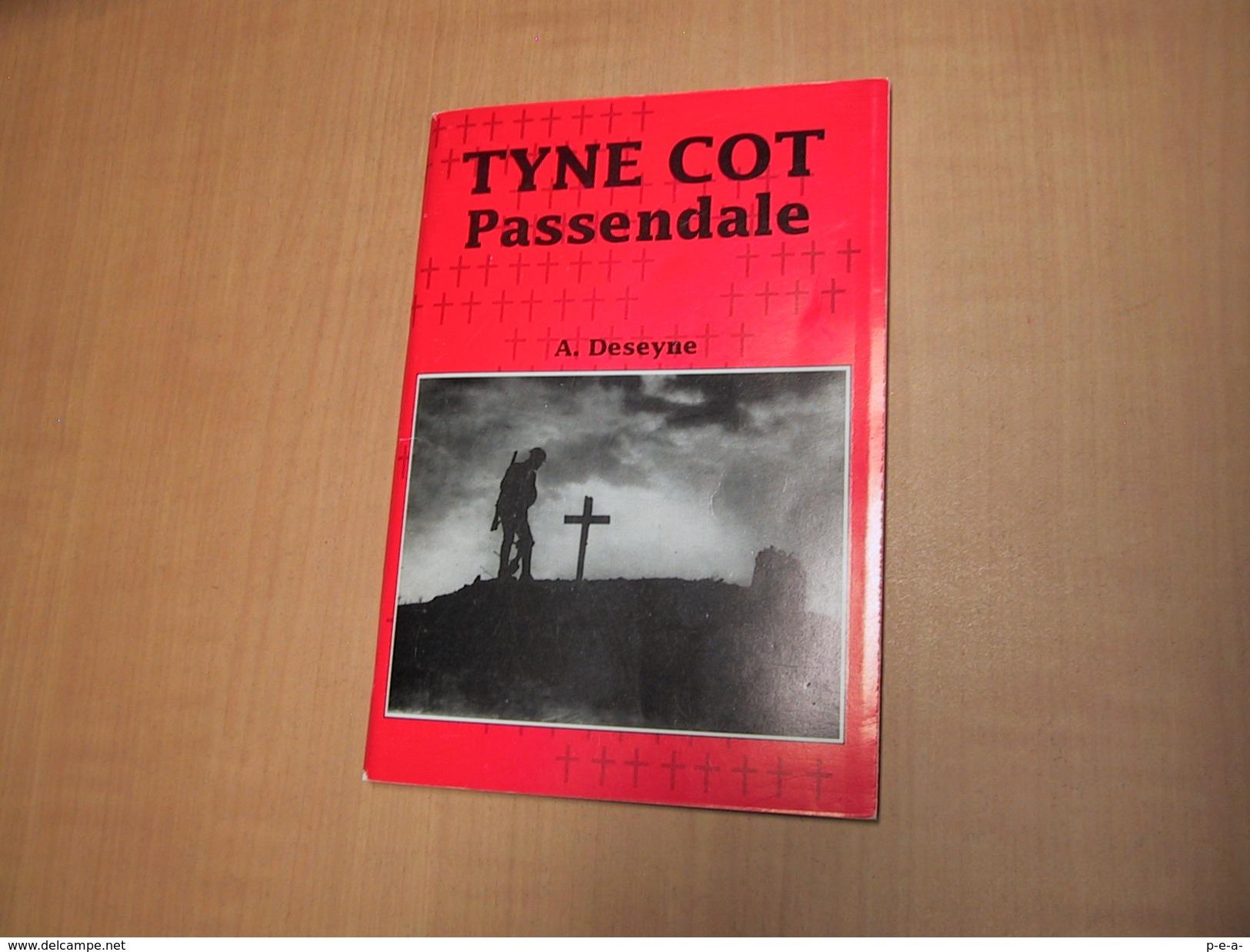 Passendale / TYNE COT - Libros, Revistas, Cómics