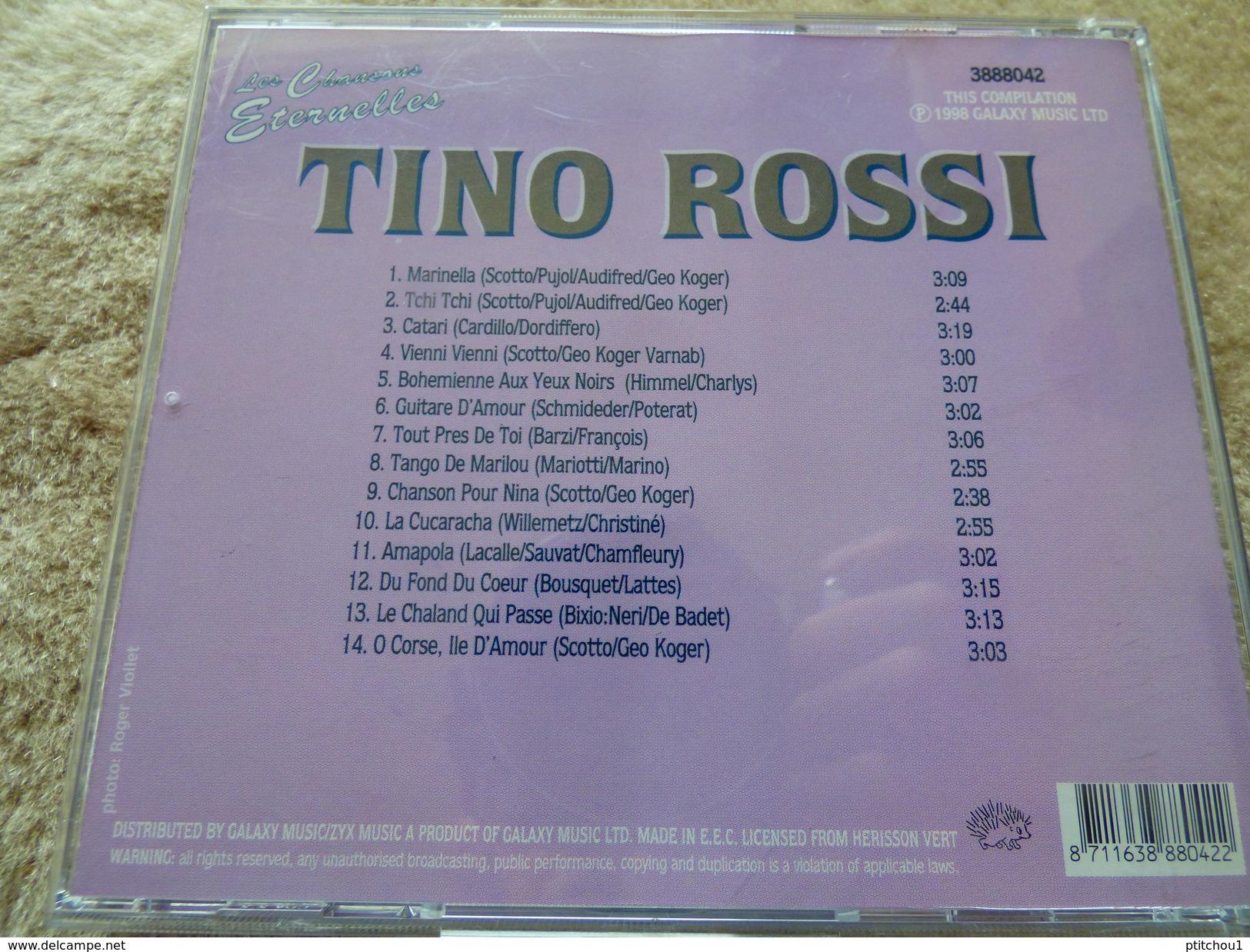 Tino ROSSI - Sonstige