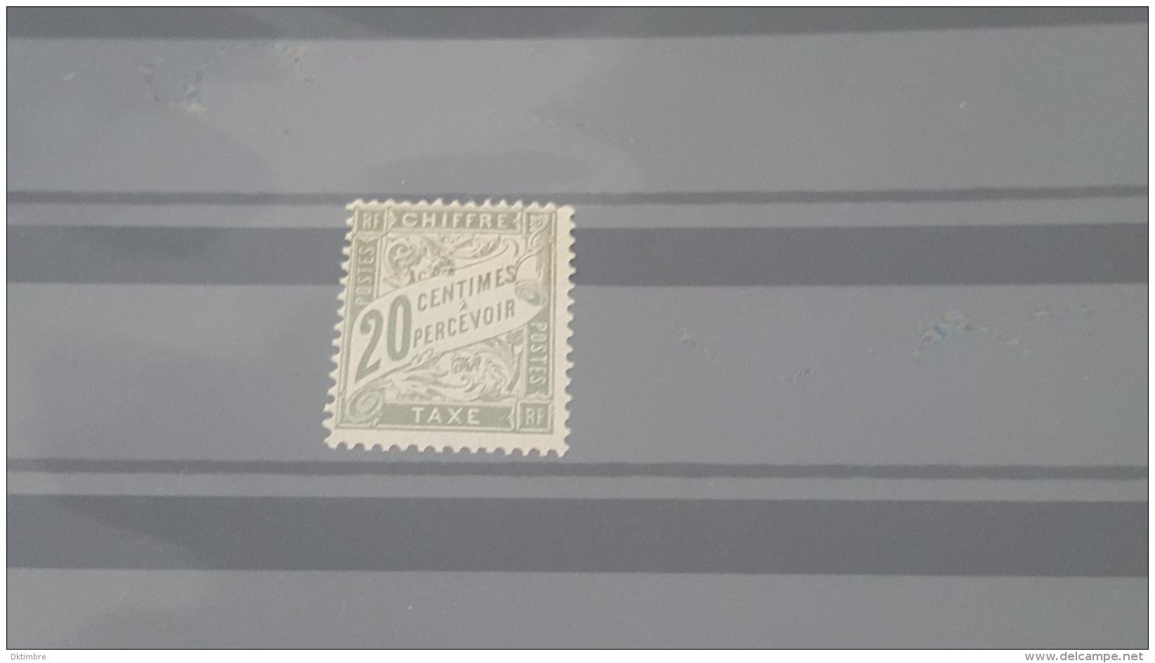 LOT 366335 TIMBRE DE FRANCE NEUF** N°31 VALEUR 15 EUROS - Taxes
