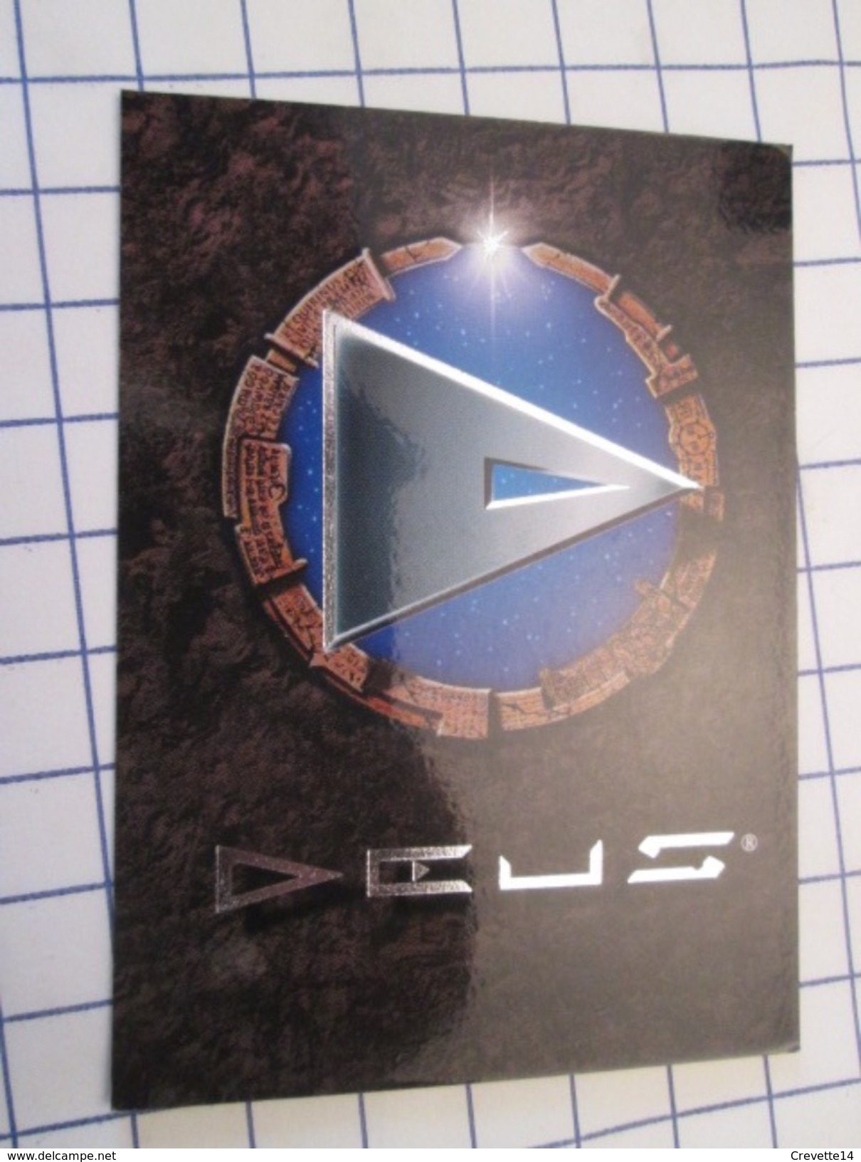 Carte Du Jeu DEUS N°124 MBOOM (Civilisation AFRIQUE), En Très Bon état , Voir Photos - Group Games, Parlour Games