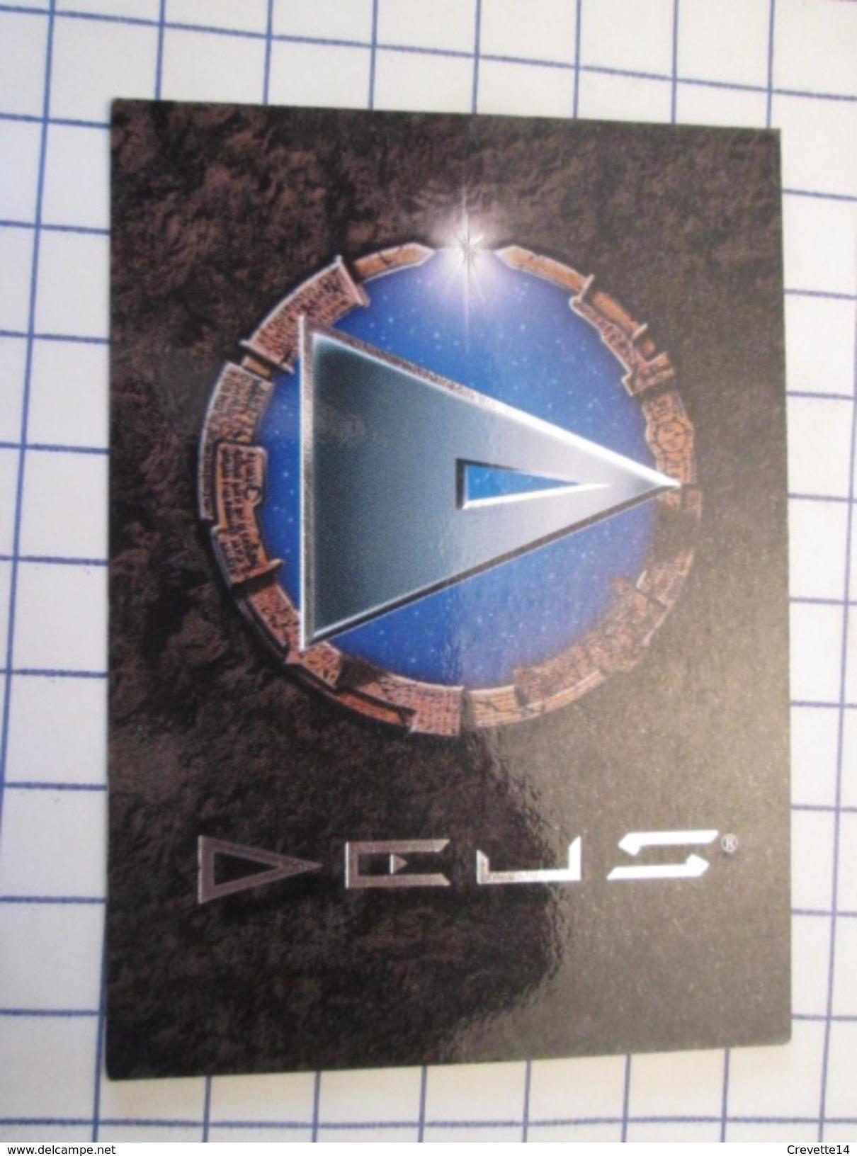 Carte Du Jeu DEUS  N°43 ANUBIS  (Civilisation EGYPTE), En Très Bon état , Voir Photos - Group Games, Parlour Games