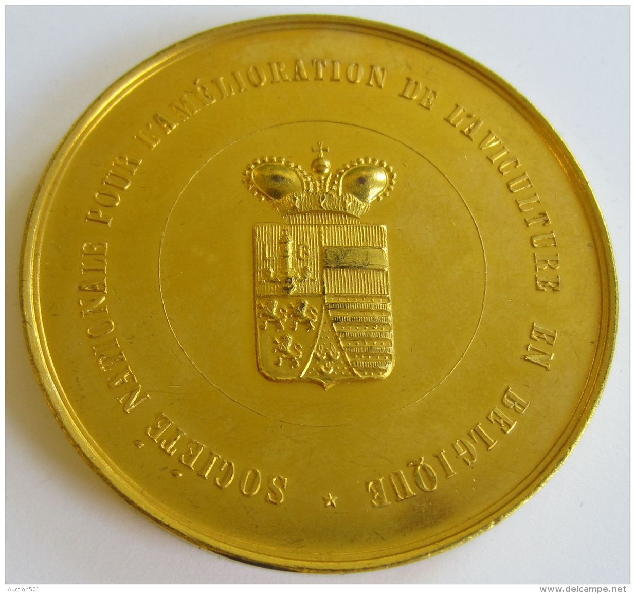 M02051  UNION AVICOLE DE LIEGE - SOCIETE POUR L'AMELIORATION DE L'AVICULTURE EN BELGIQUE  (52g) - Firma's