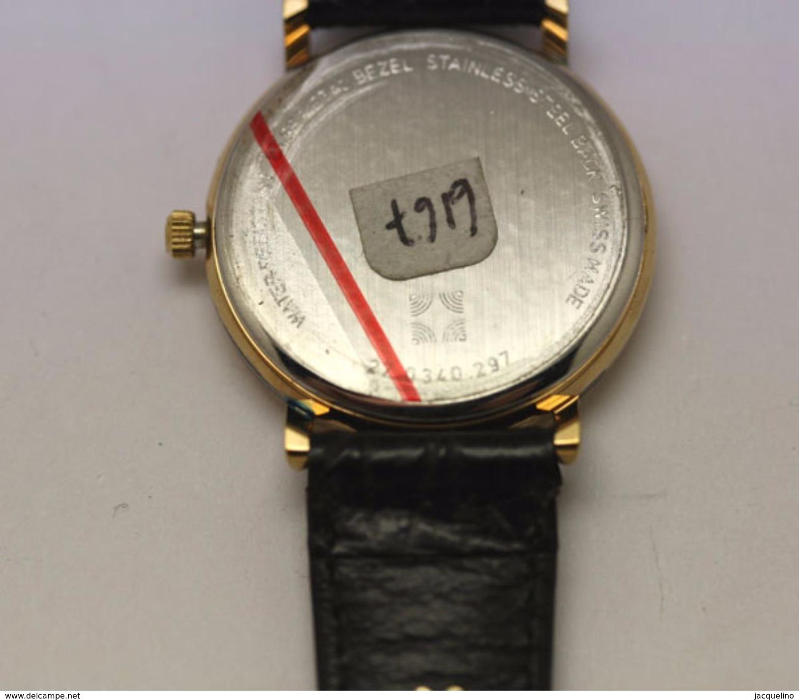 Zenith. Cosmopolitan, Neuve Diamètre 27 Mm Date à 3h. - Montres Haut De Gamme