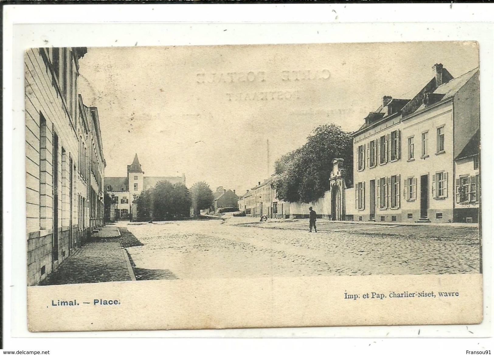 Limal Place - Wavre