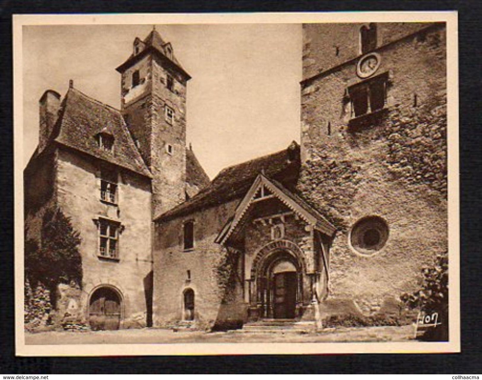 64 Vallée D'Ossau Béost L'Eglise,Château / Série 2 La Douce France N° 5  / Verso Publicité Pharmaceutique Lab. Phygiène - Andere Gemeenten