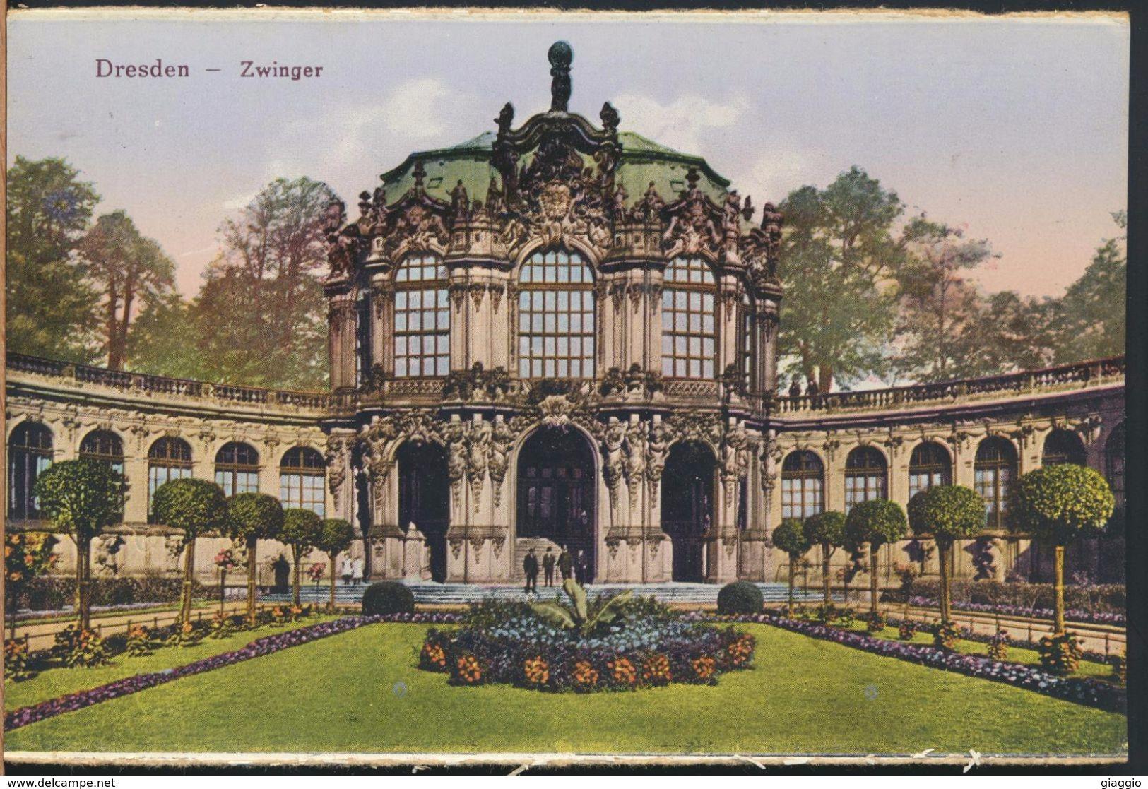 °°° 5053 - GERMANY - DRESDEN - ZWINGER °°° - Dresden