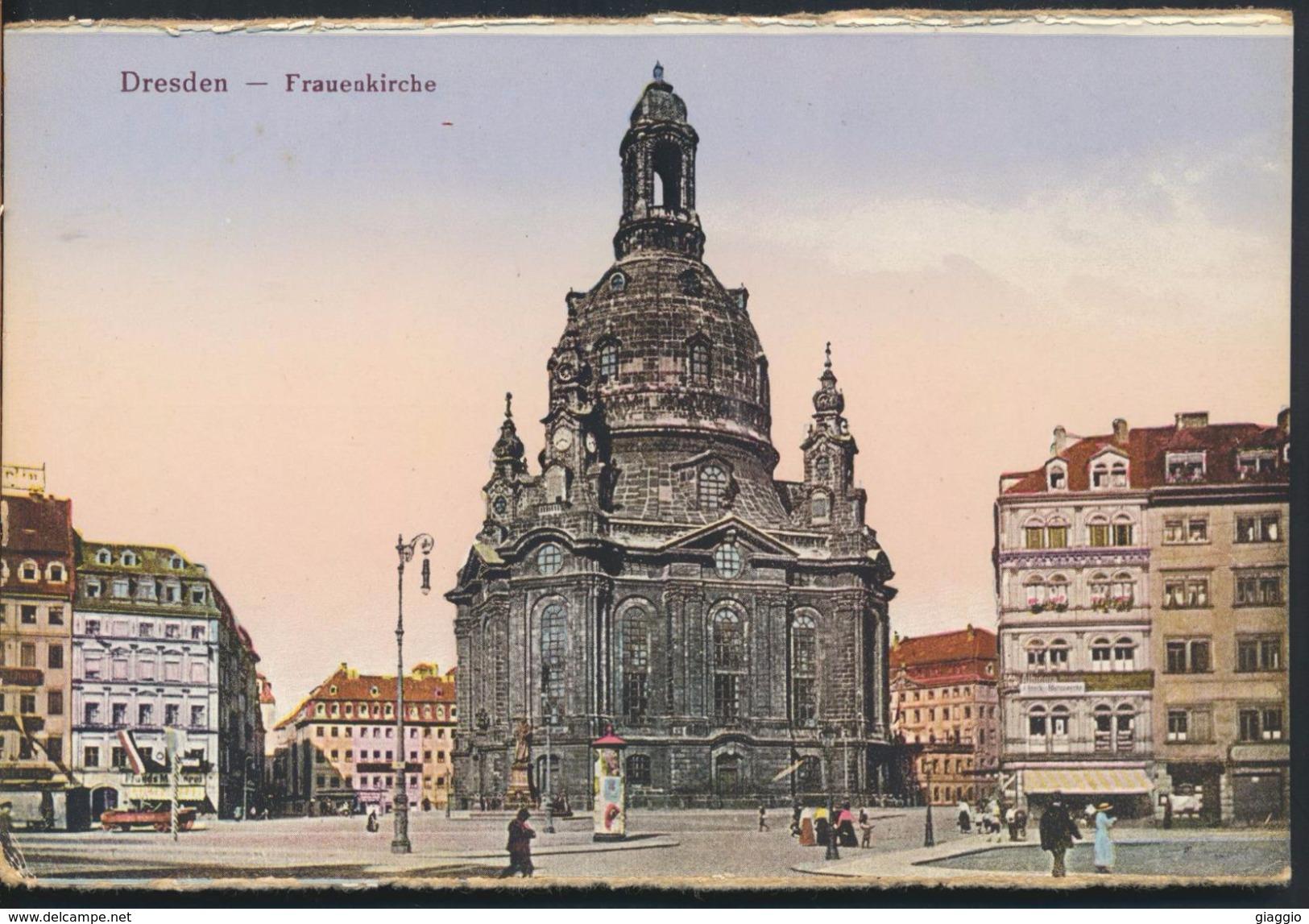 °°° 5057 - GERMANY - DRESDEN - FRAUENKIRCHE °°° - Dresden