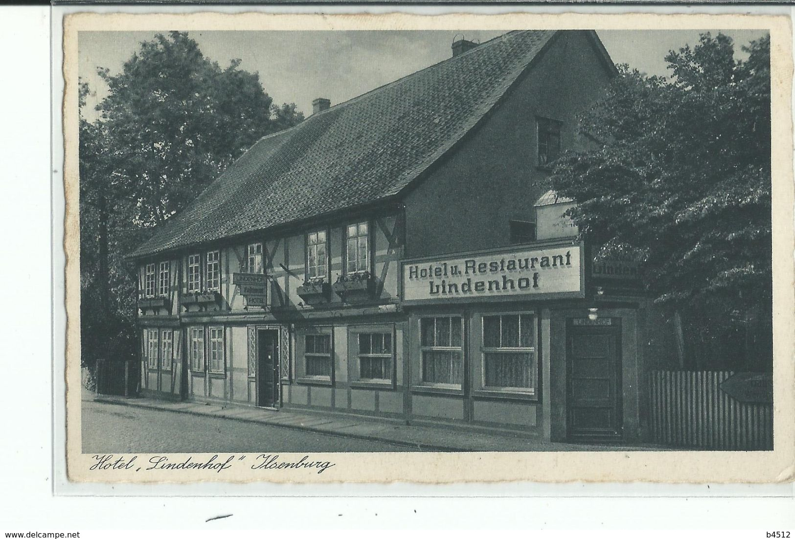 ALLEMAGNE ILSENBURG Hôtel Lindenhof ,façade - Ilsenburg