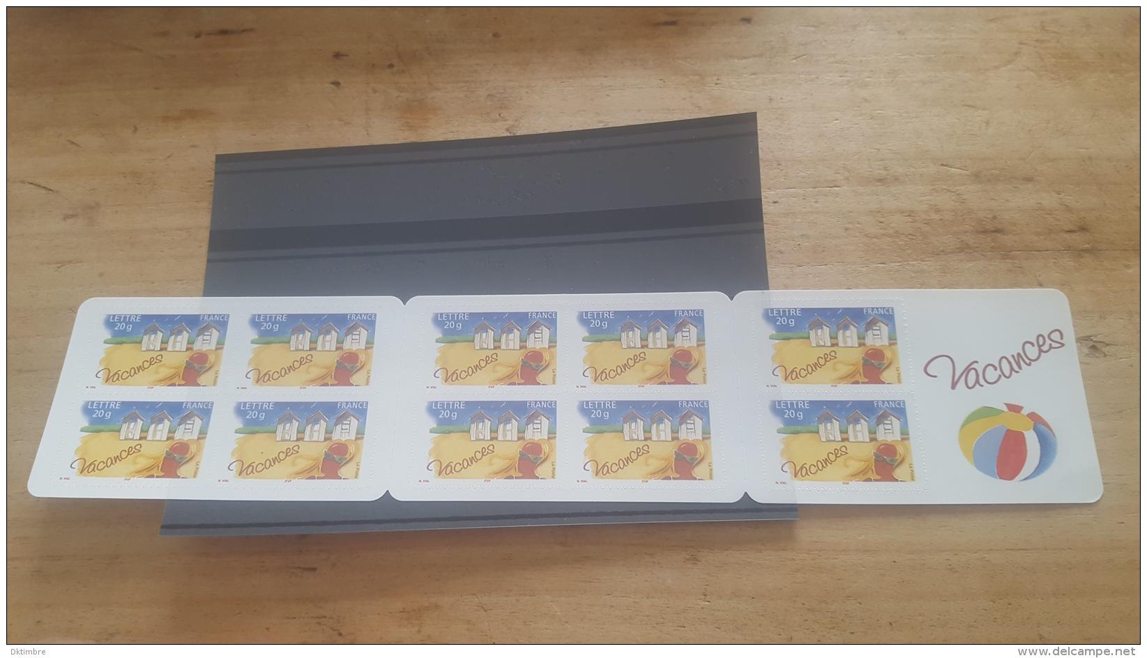 LOT 366544 TIMBRE DE FRANCE NEUF** LUXE BLOC - Carnets