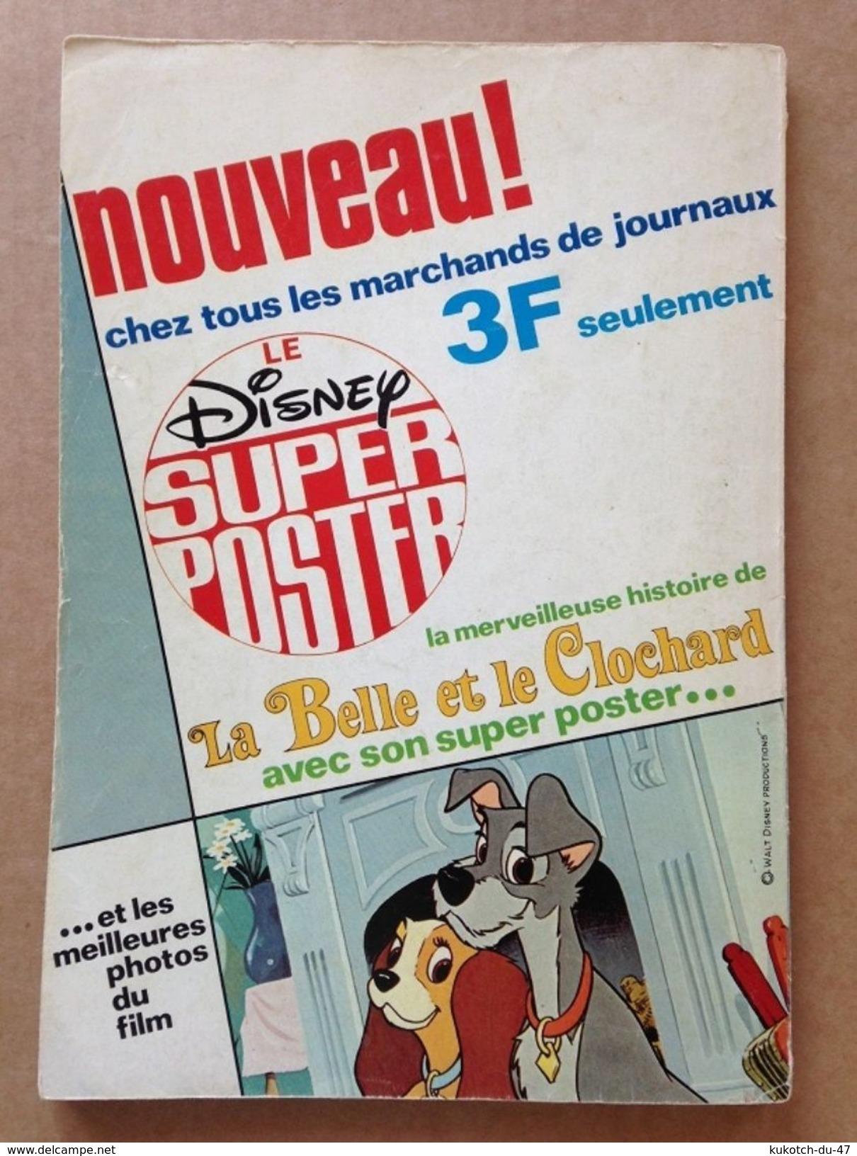 Disney - Picsou Magazine - Année 1977 - N°59 - Picsou Magazine