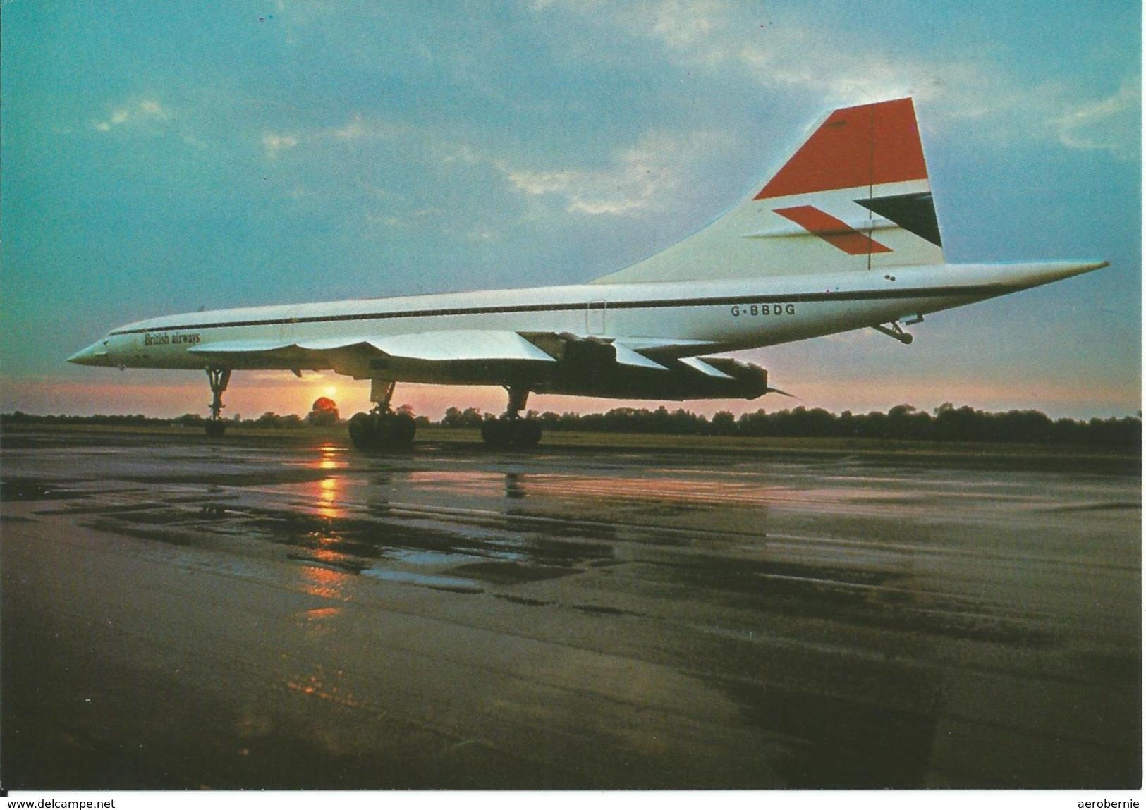 British Airways - Concorde (airline Issue) - 1946-....: Moderne