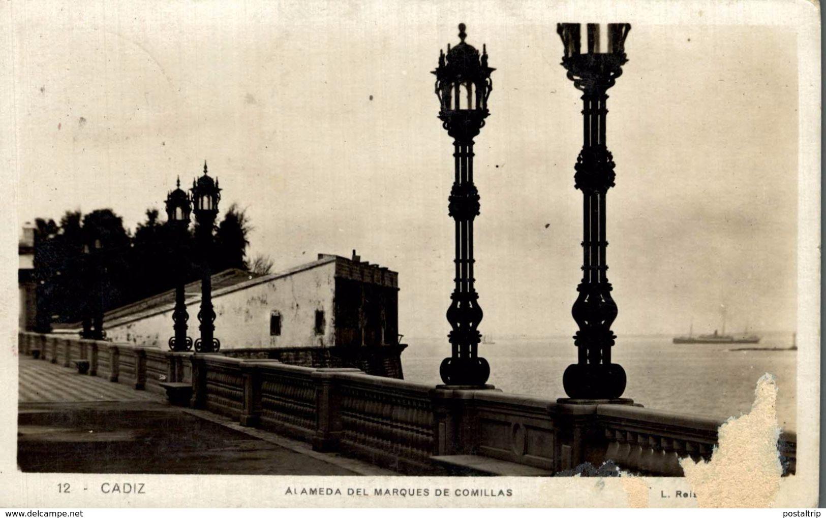 CADIZ. - Cádiz